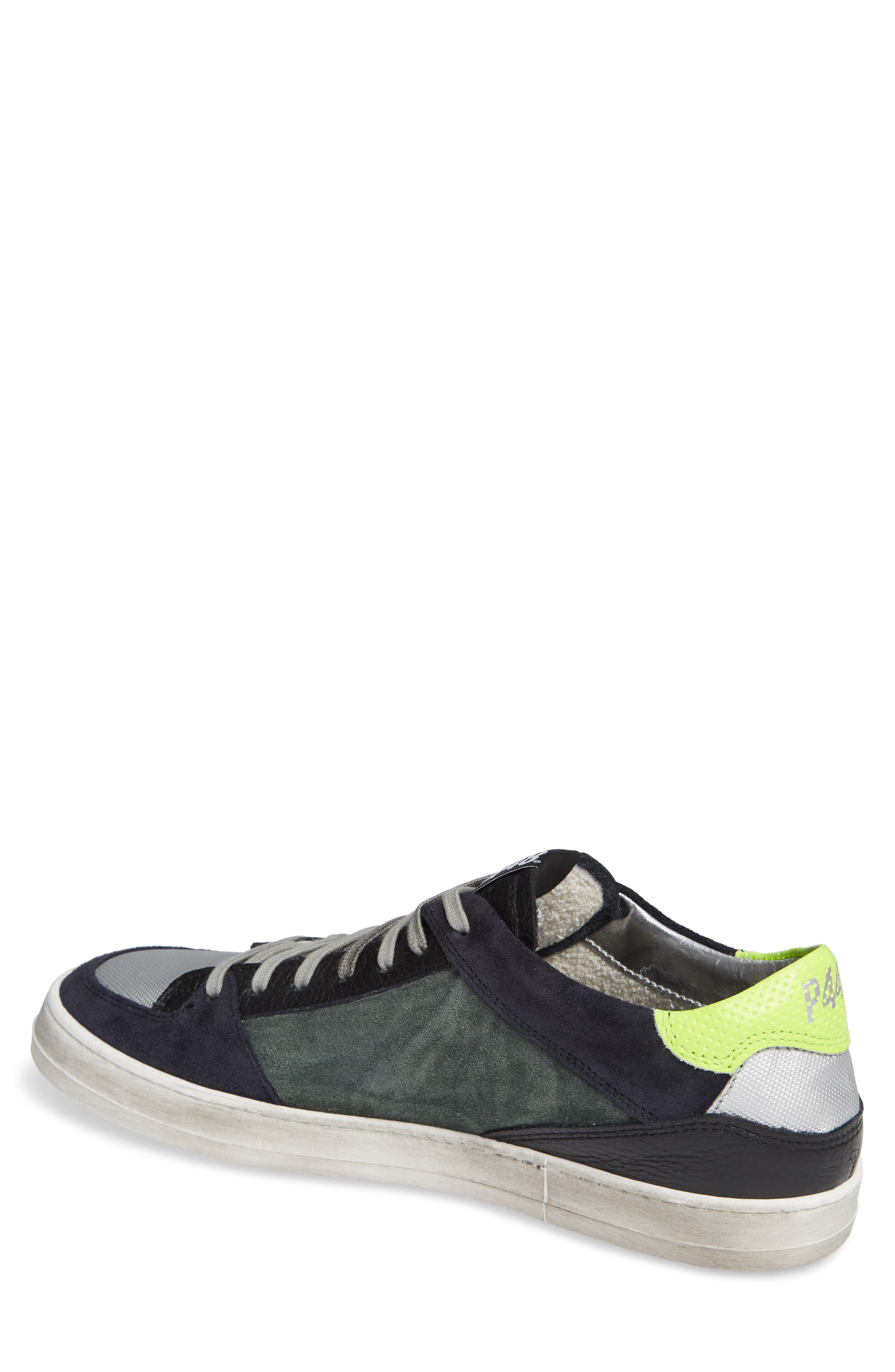 A8Queens Sneaker,                             Alternate thumbnail 2, color,                             WILLOW GREEN