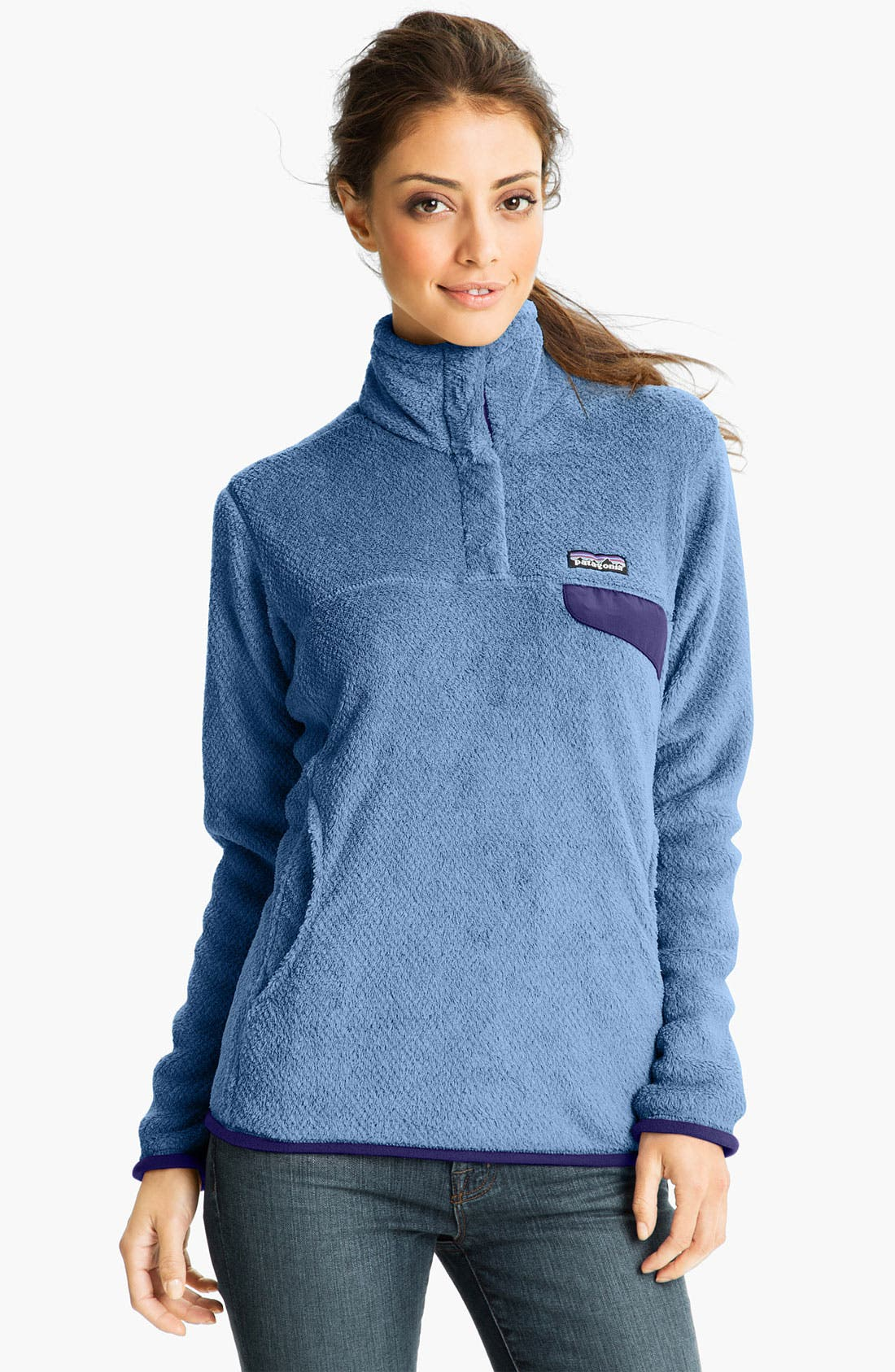 Re-Tool Snap-T<sup>®</sup> Fleece Pullover,                             Main thumbnail 7, color,