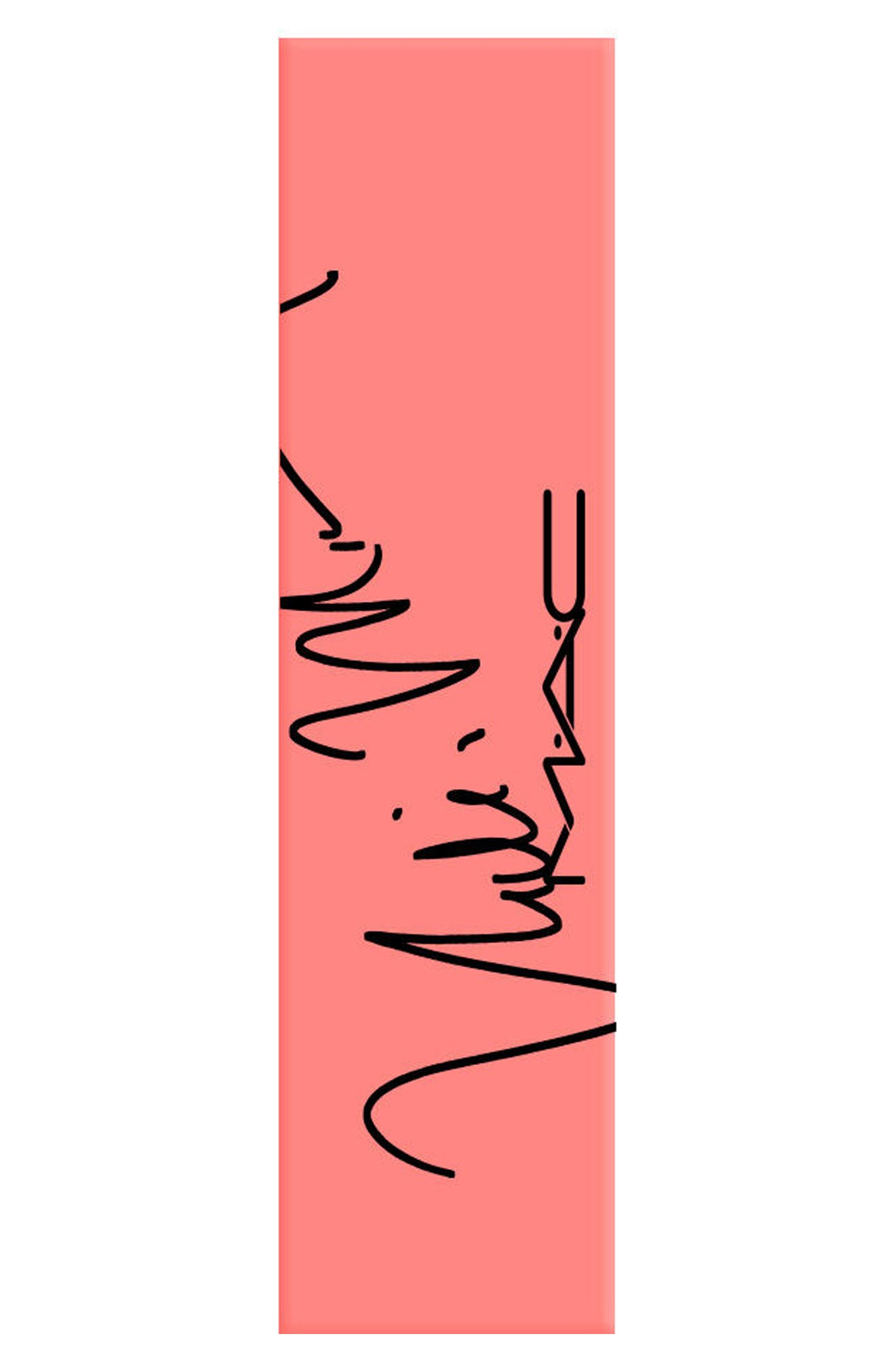 MAC x Nicki Minaj Lipstick,                             Alternate thumbnail 3, color,                             650