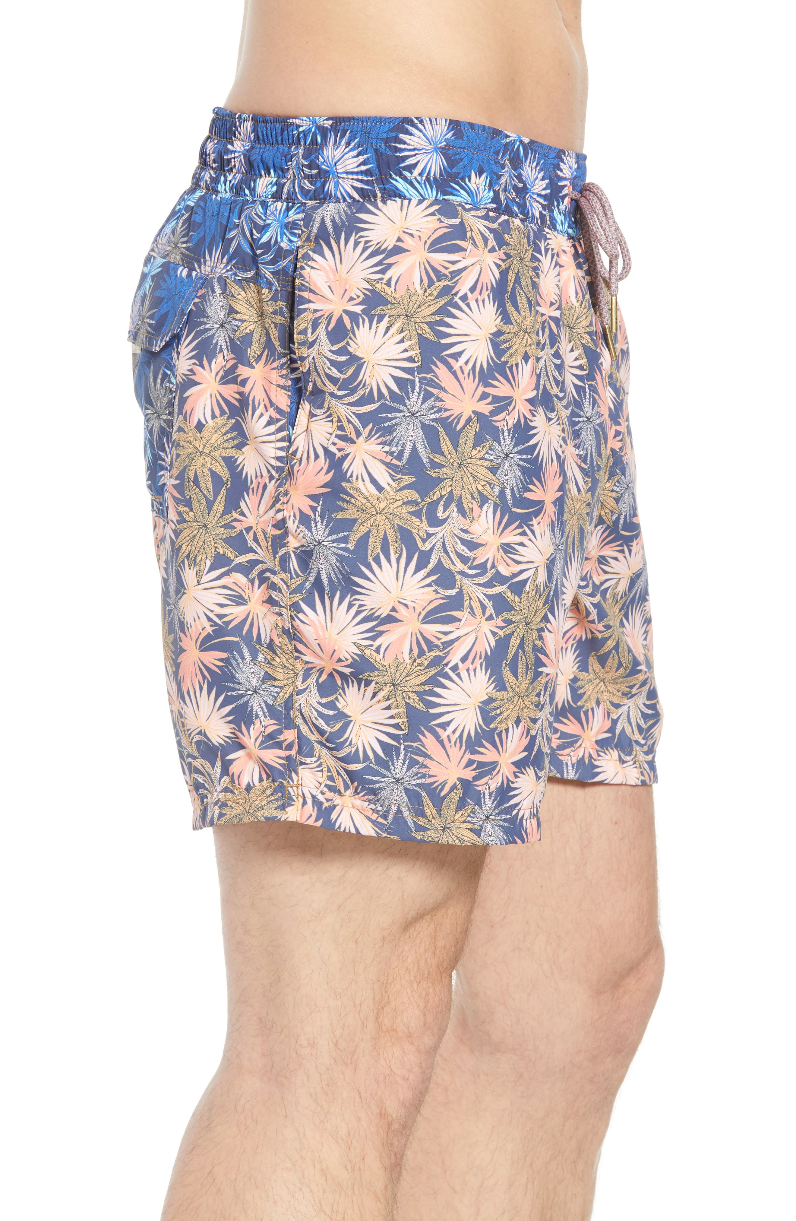 Kickflip Sport Fit Swim Trunks,                             Alternate thumbnail 3, color,                             400
