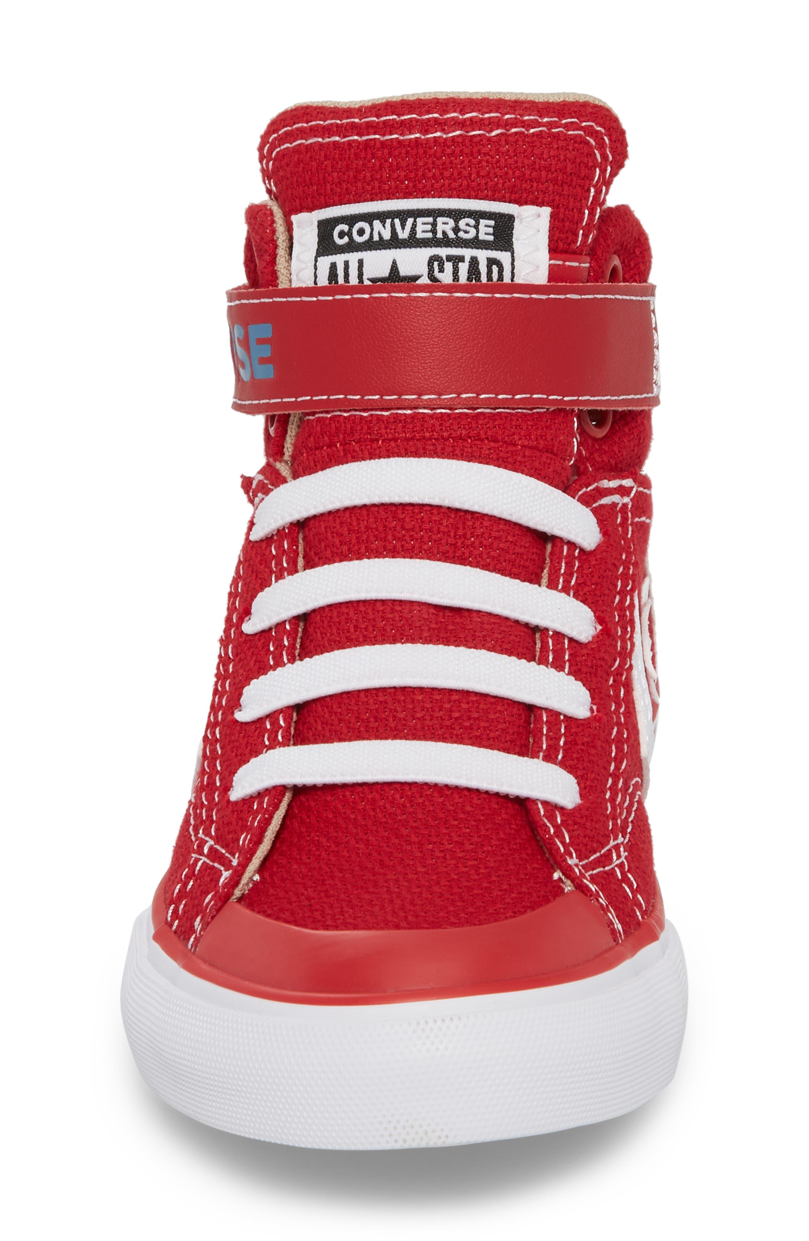 Pro Blaze High Top Sneaker,                             Alternate thumbnail 8, color,