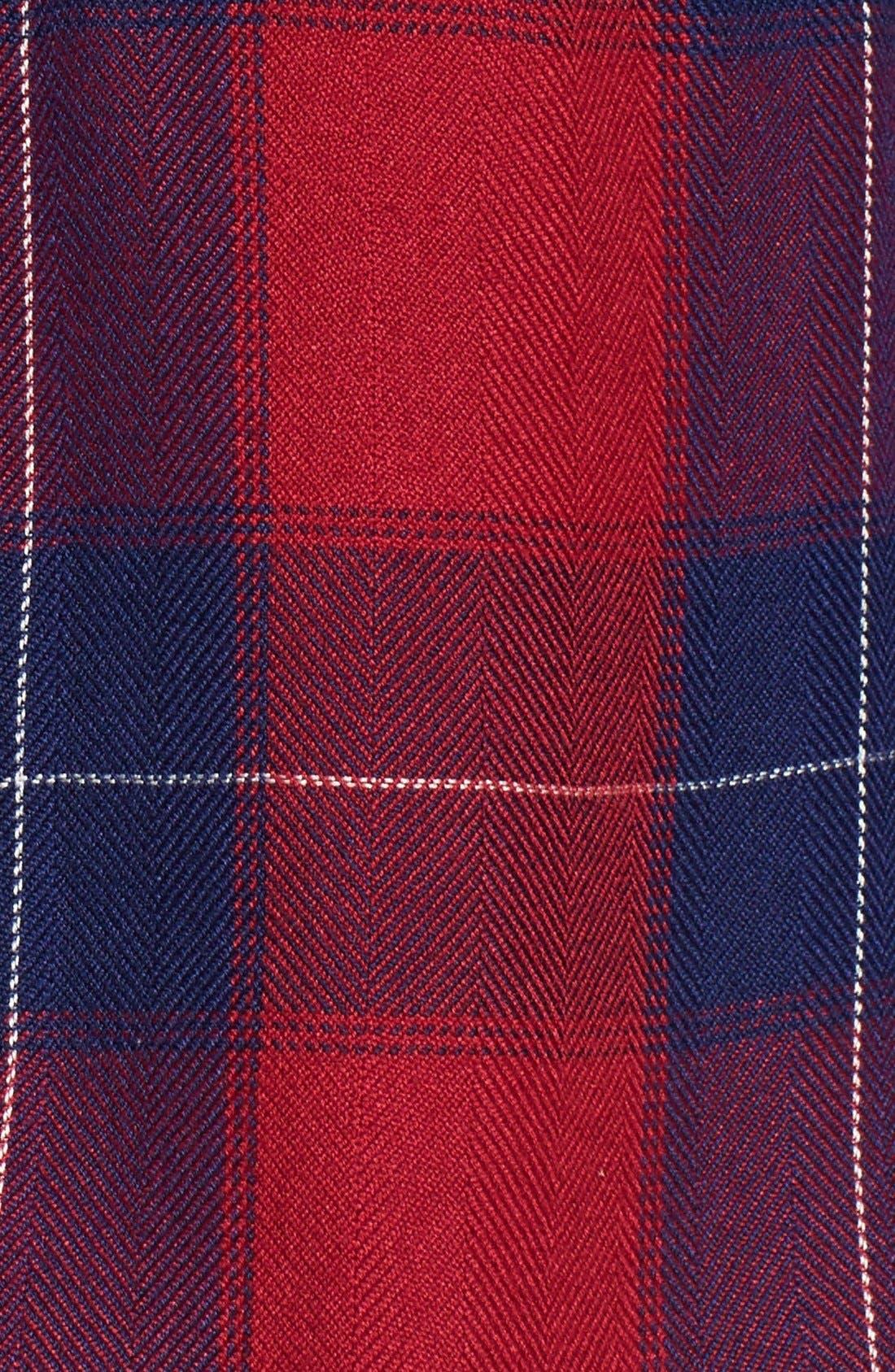 Hunter Plaid Shirt,                             Alternate thumbnail 667, color,