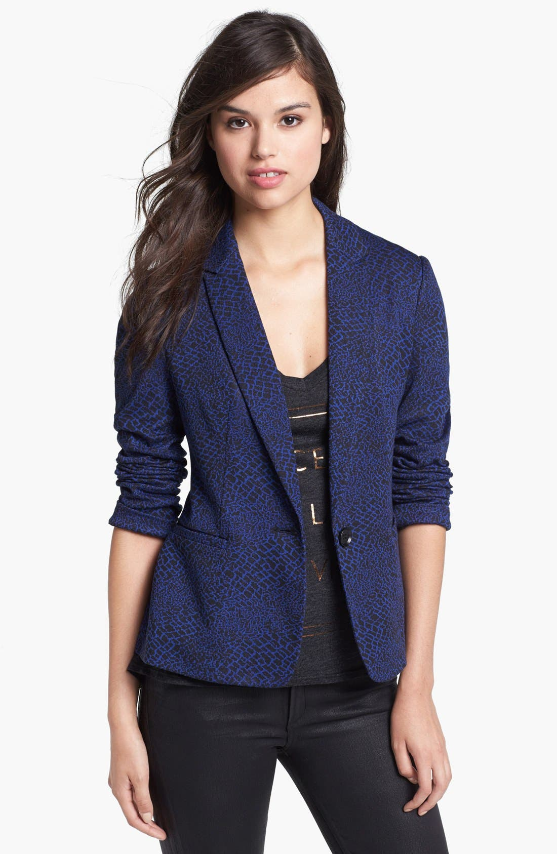 Knit Blazer,                             Main thumbnail 24, color,