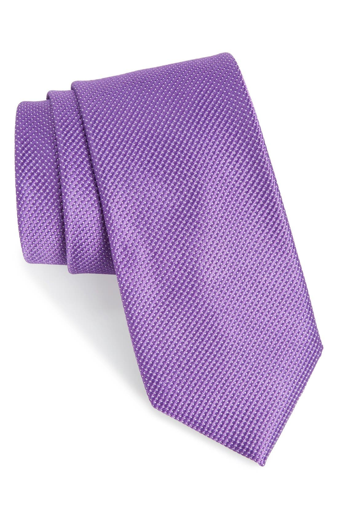 Solid Silk Tie,                             Main thumbnail 35, color,