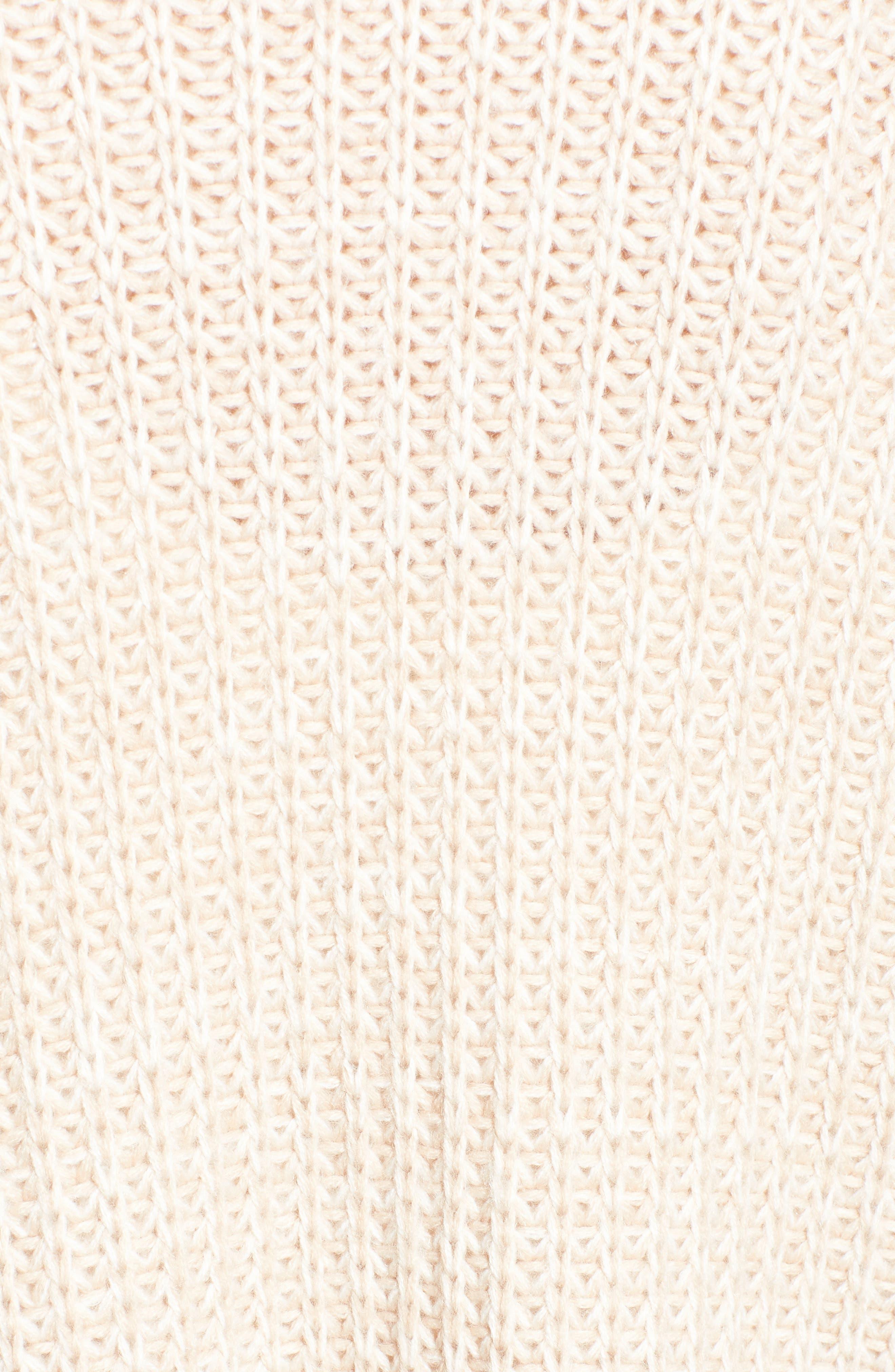Drapey Sleeve Cardigan,                             Alternate thumbnail 5, color,                             250