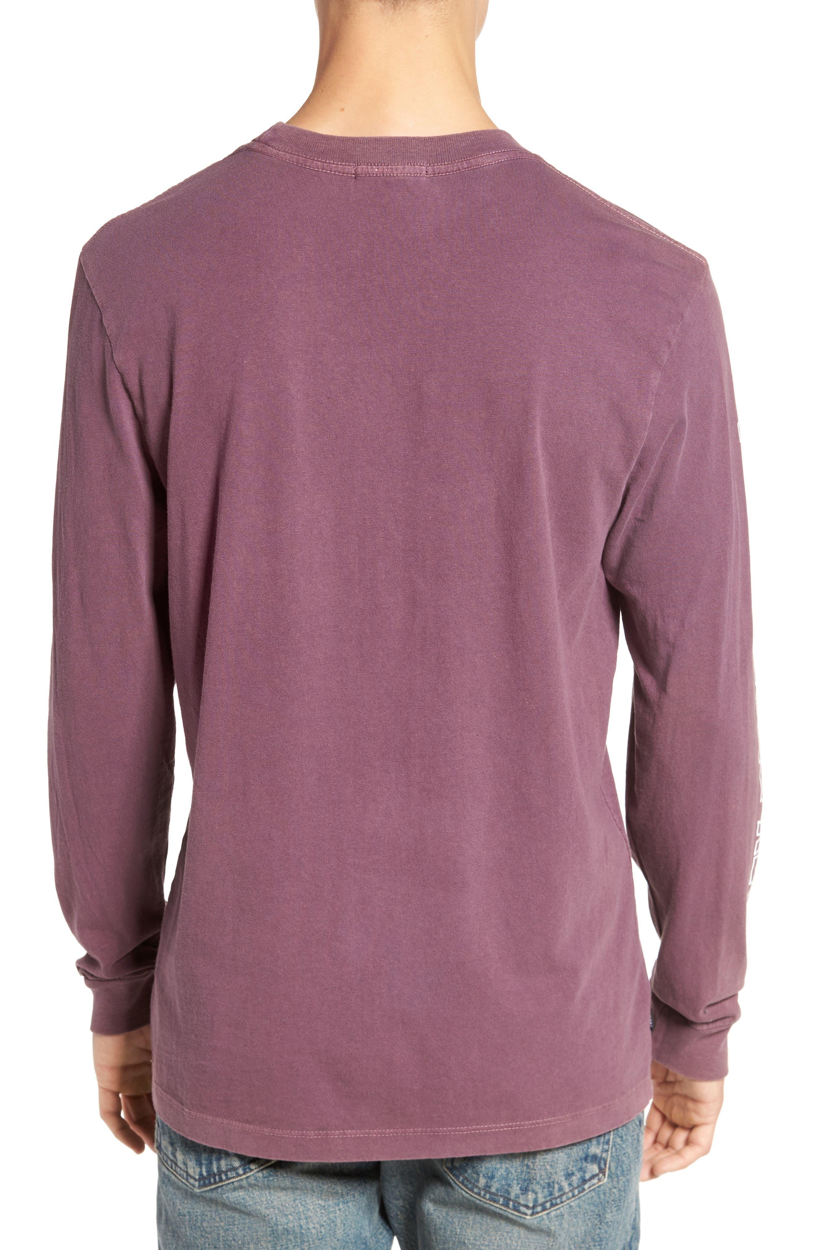 Rough Draft Long Sleeve T-Shirt,                             Alternate thumbnail 2, color,                             503