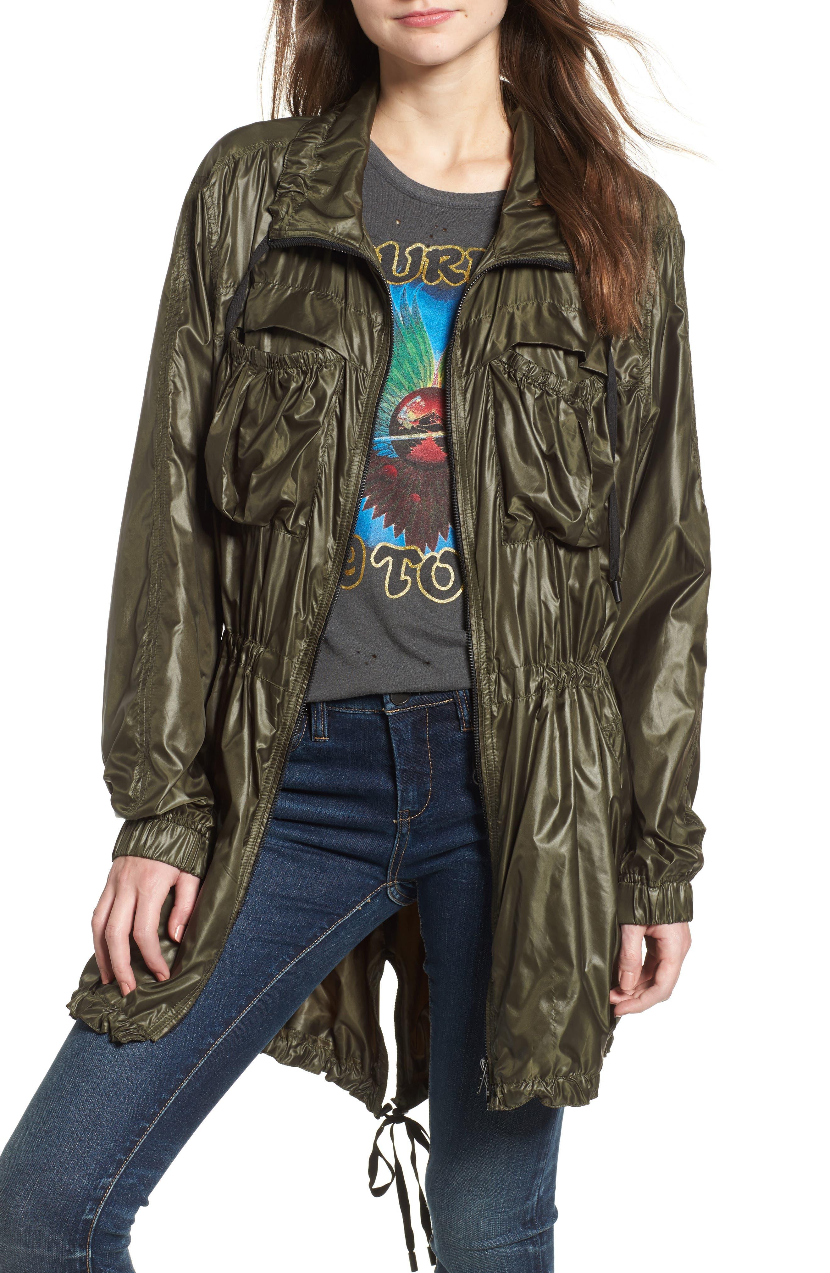 Lightweight Long Jacket,                             Main thumbnail 2, color,