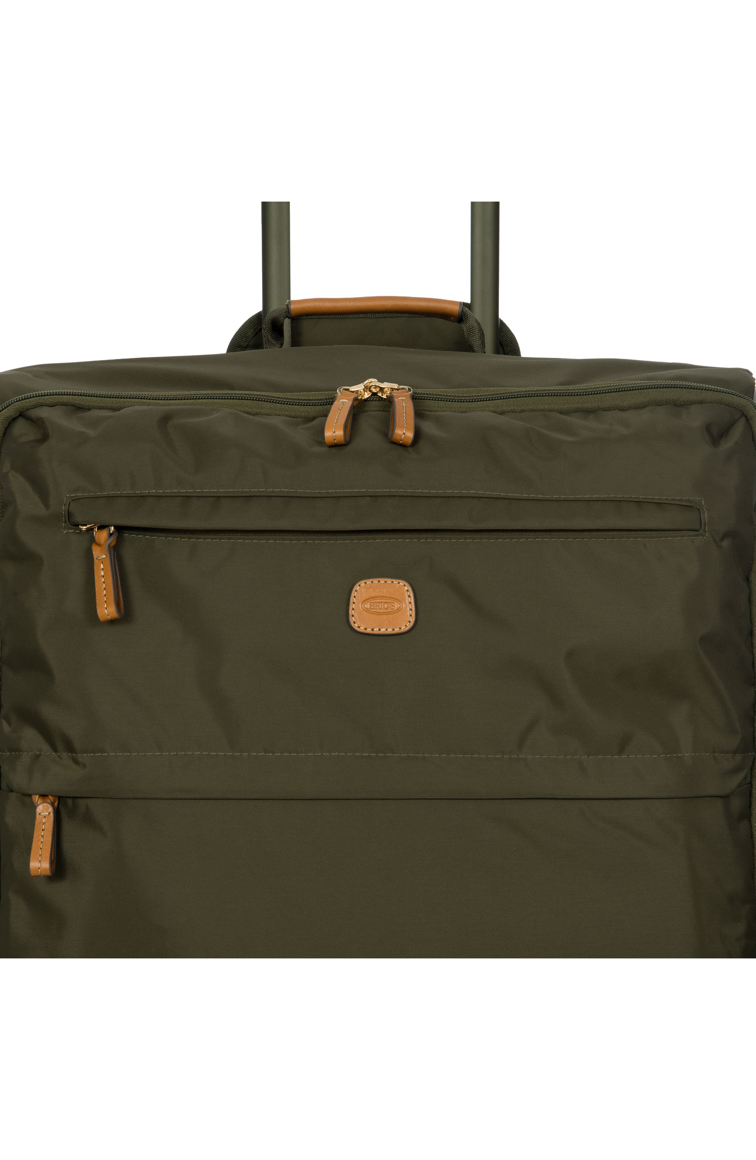 X-Bag 30-Inch Spinner Suitcase,                             Alternate thumbnail 7, color,                             OLIVE