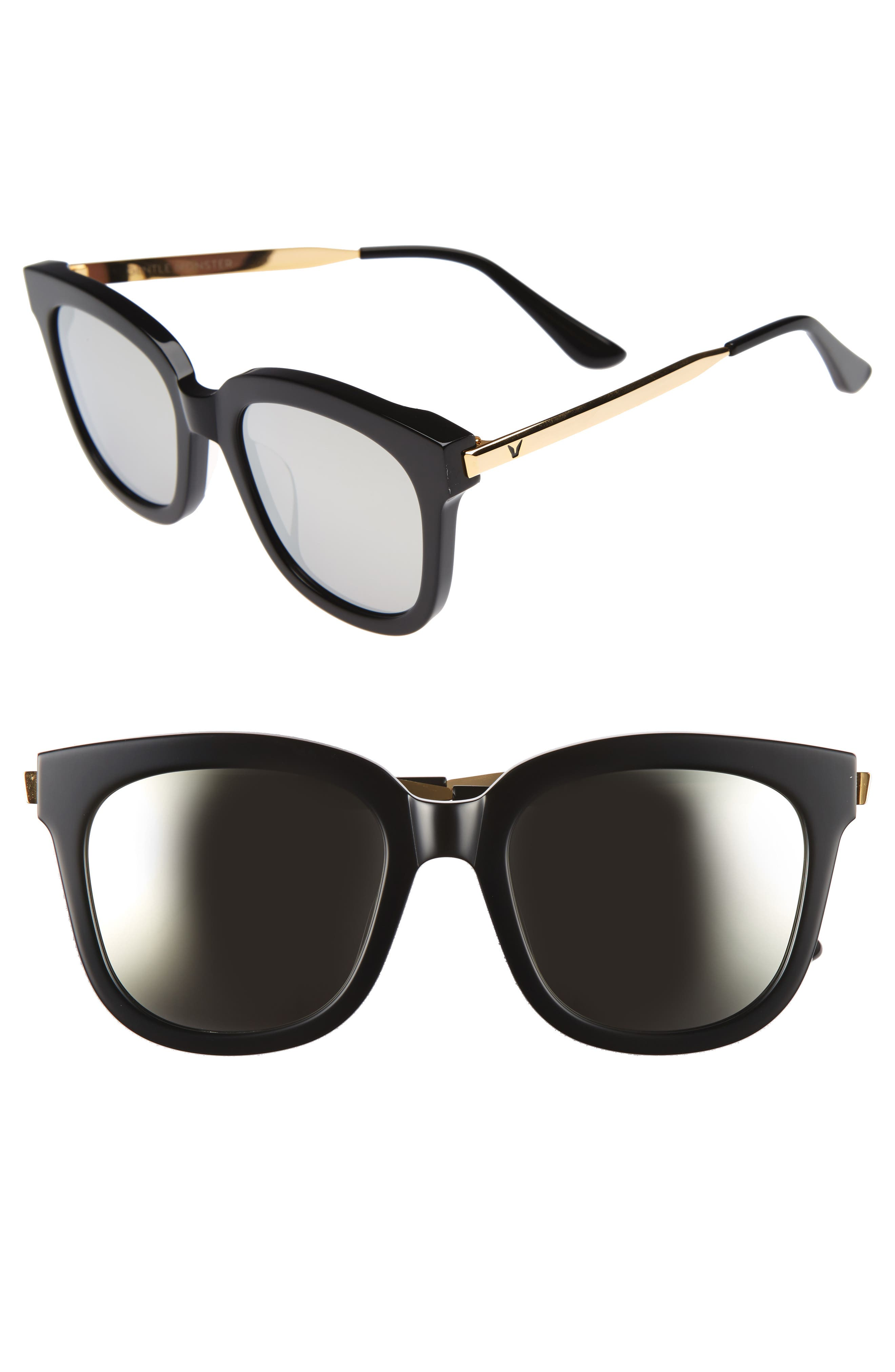 Absente 54mm Sunglasses,                             Main thumbnail 2, color,