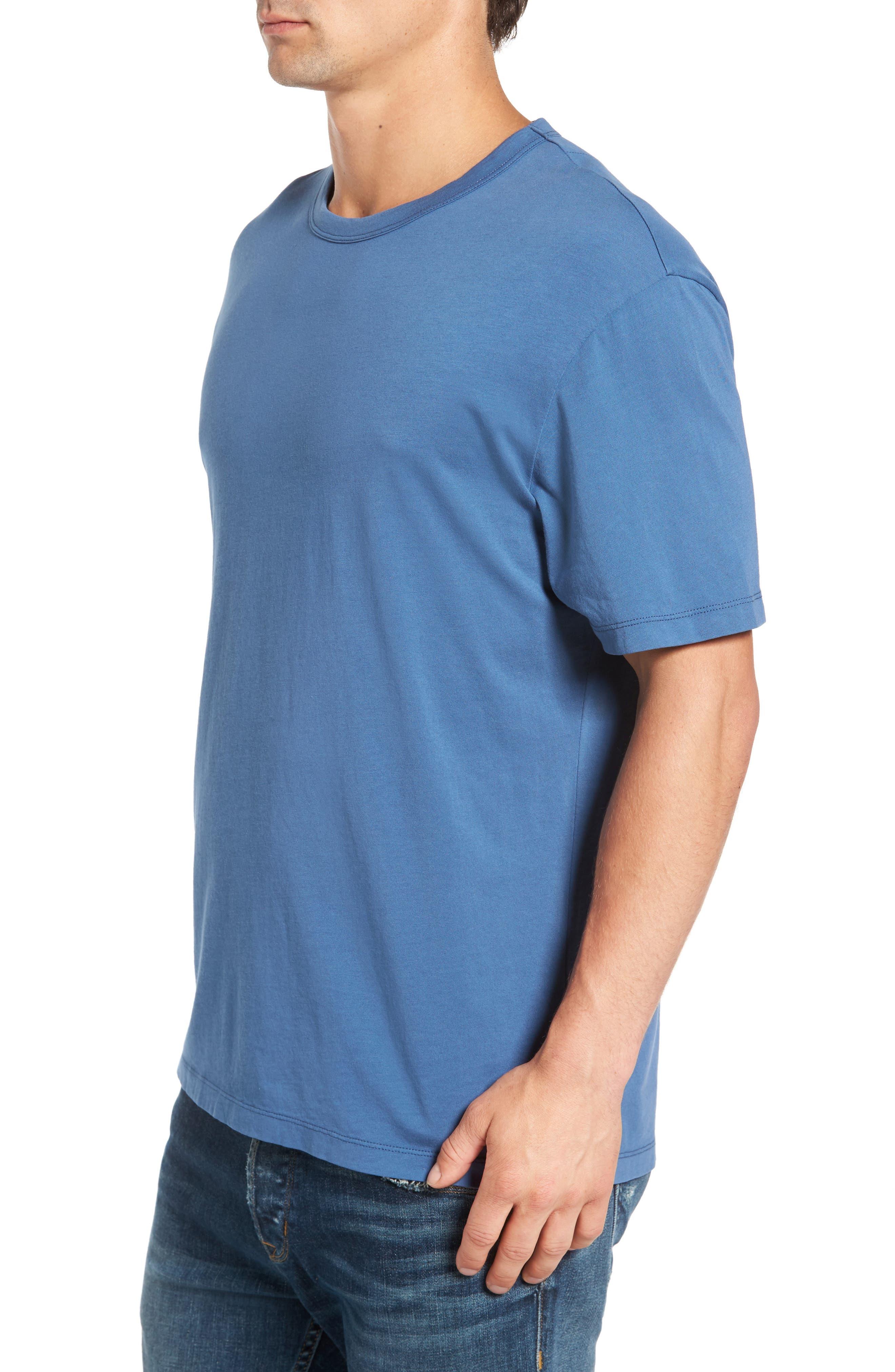 Spinnaker Bay Sports Fit Crewneck T-Shirt,                             Alternate thumbnail 11, color,
