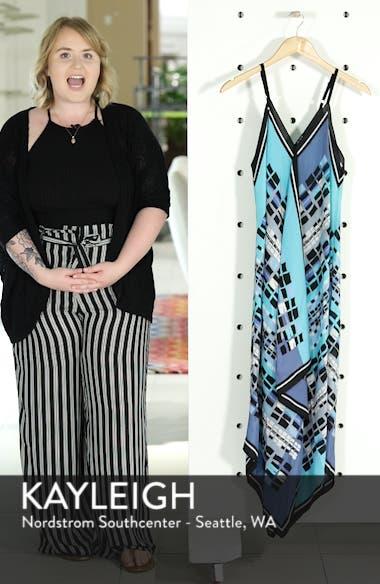 From Above Dress Silk Blend Maxi Dress, sales video thumbnail