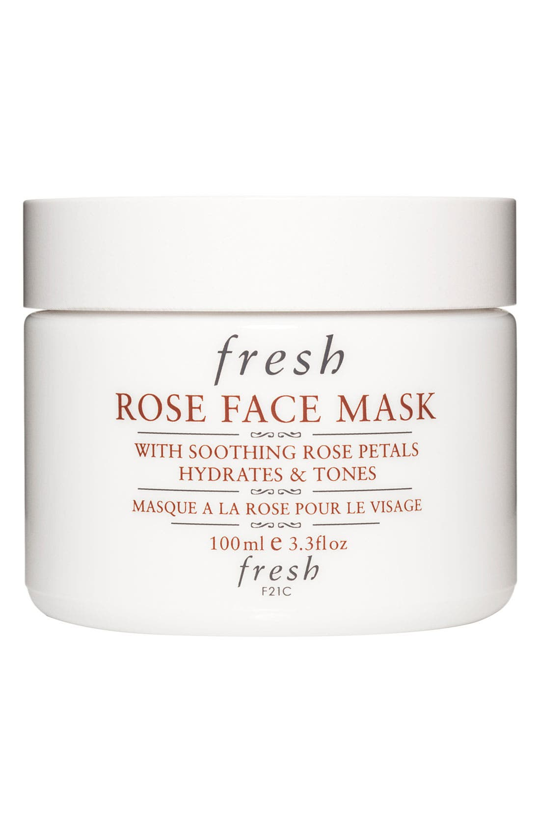 Rose Face Mask<sup>®</sup>,                             Alternate thumbnail 5, color,                             NO COLOR