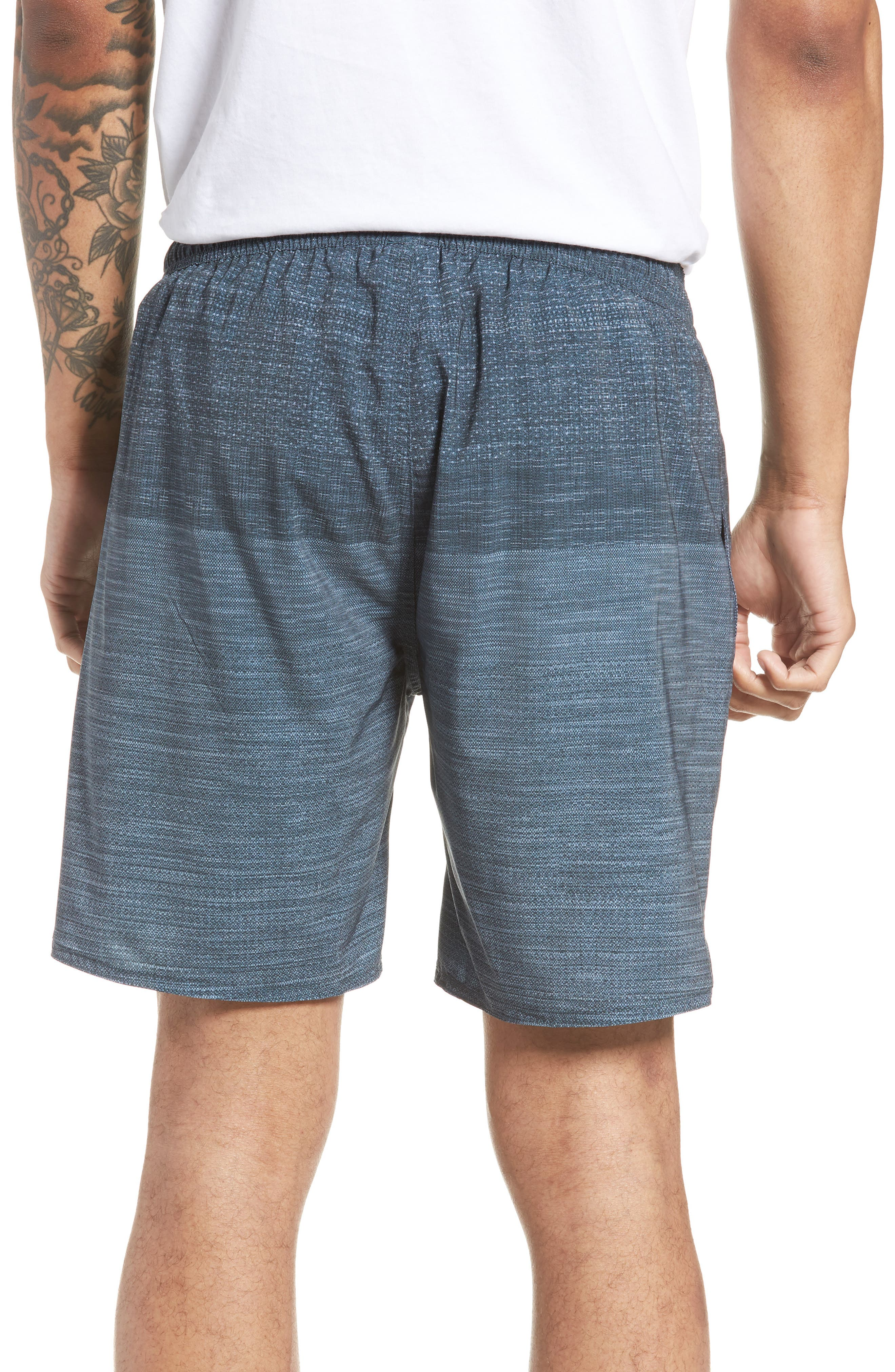 Tempo Performance Shorts,                             Alternate thumbnail 2, color,                             HEATHER QUIET SHADE