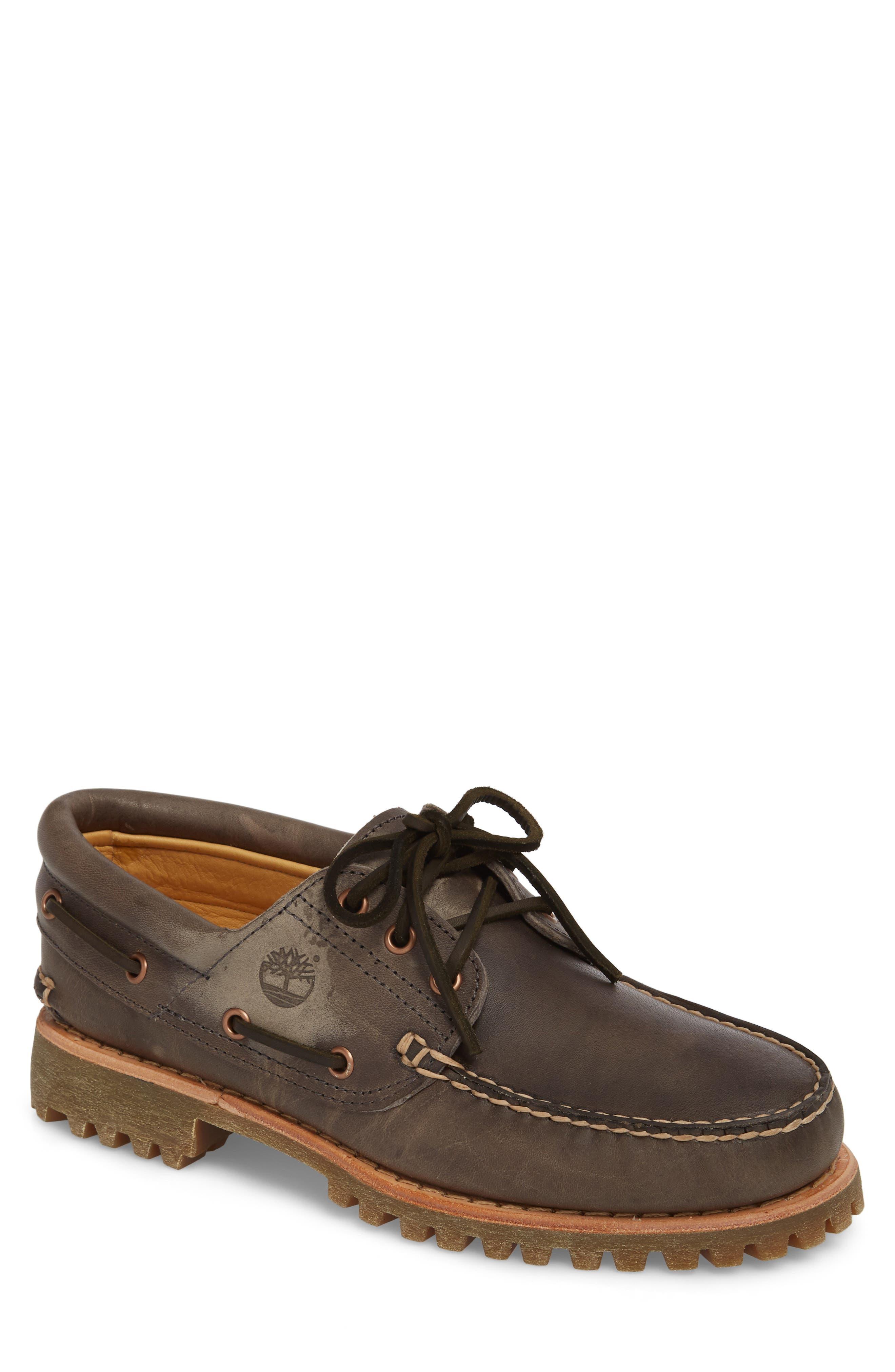 Lug Classic Boat Shoe,                         Main,                         color, 200