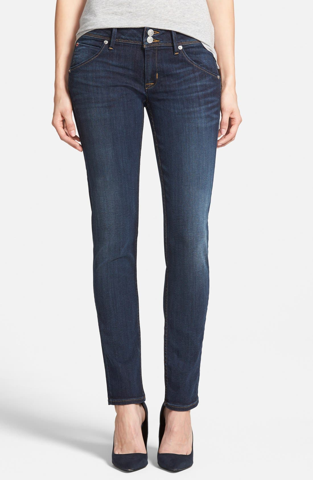 'Collin' Skinny Jeans,                         Main,                         color, 401