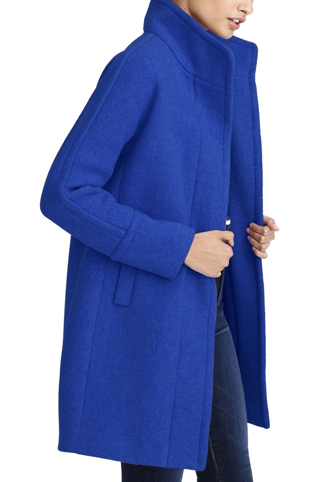 Stadium Cloth Cocoon Coat,                             Alternate thumbnail 29, color,
