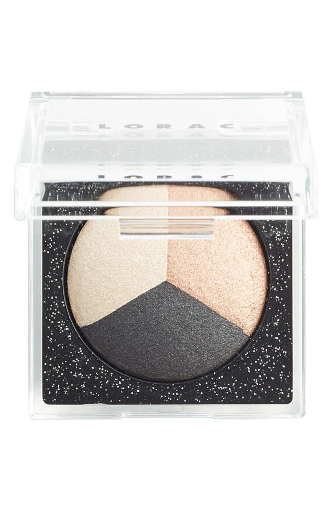 LORAC,                             'Starry Eyed' Baked Eyeshadow Trio,                             Main thumbnail 1, color,                             200