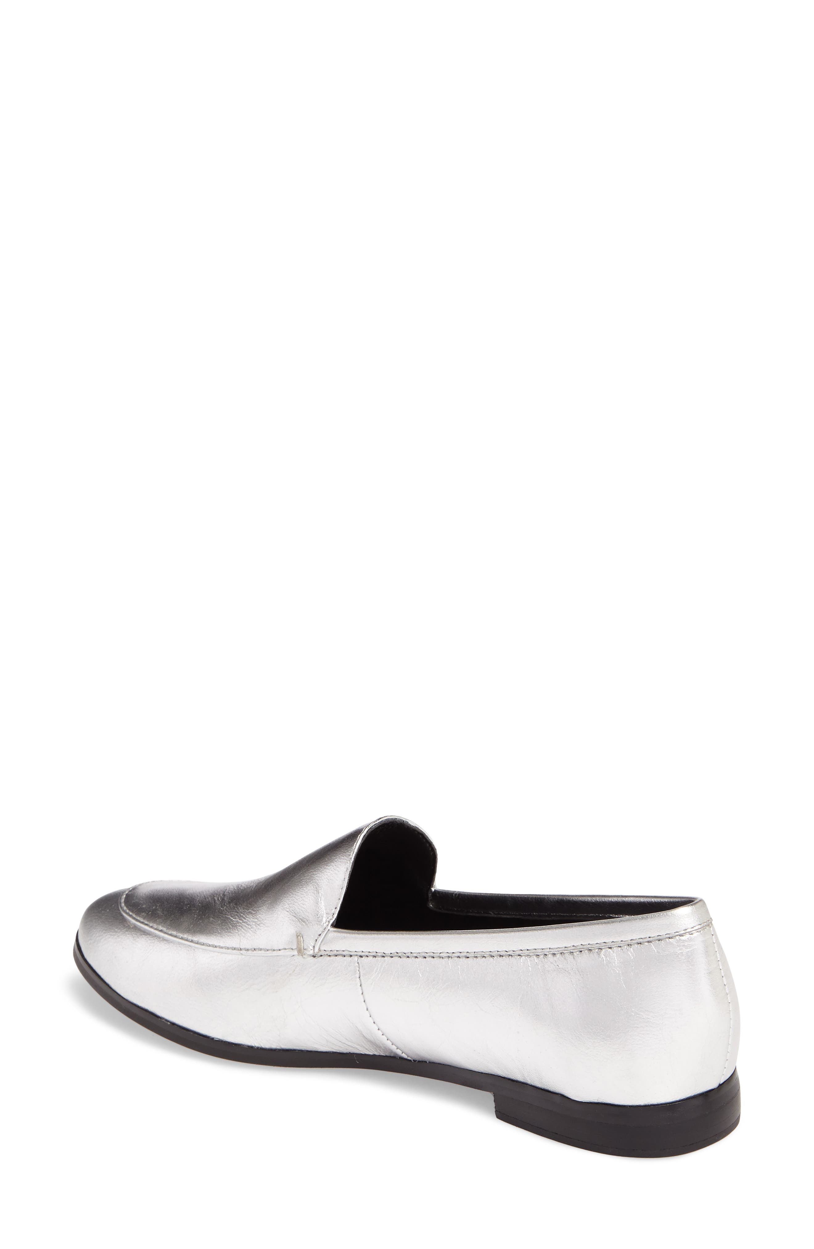 Dylan Metallic Loafer,                             Alternate thumbnail 2, color,                             040