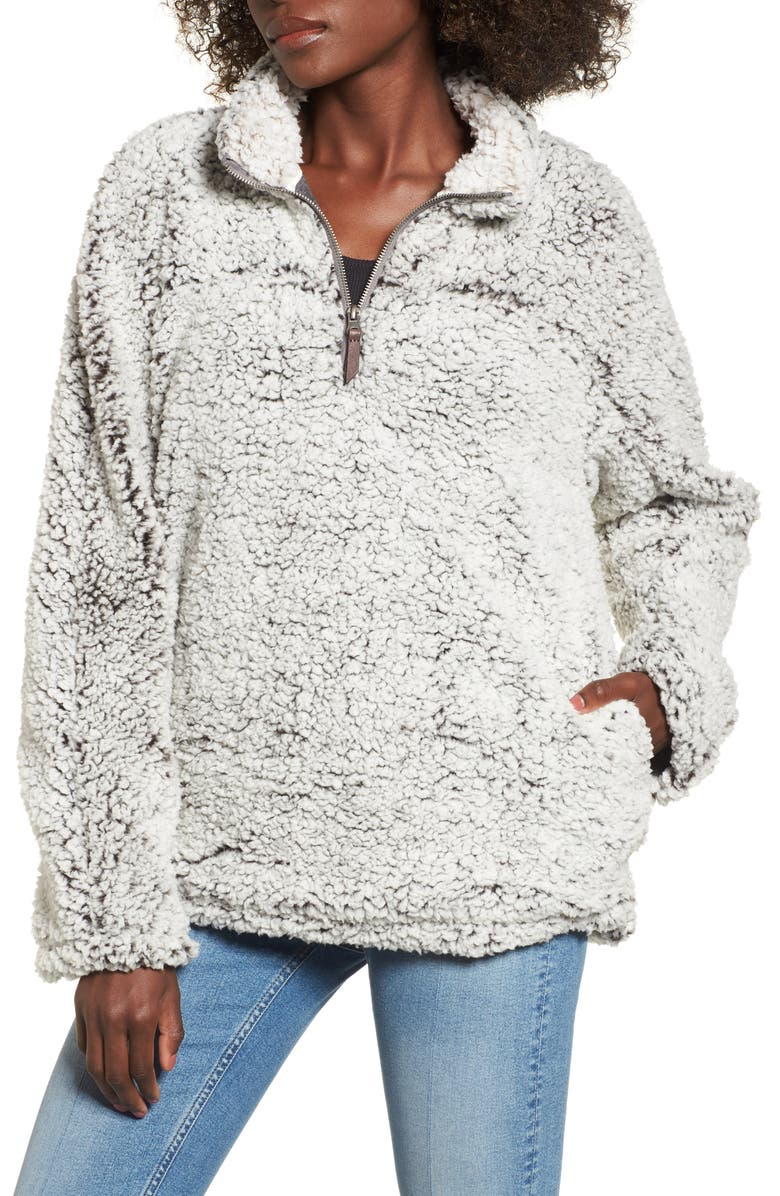 Thread & Supply Wubby Fleece Pullover | Nordstrom