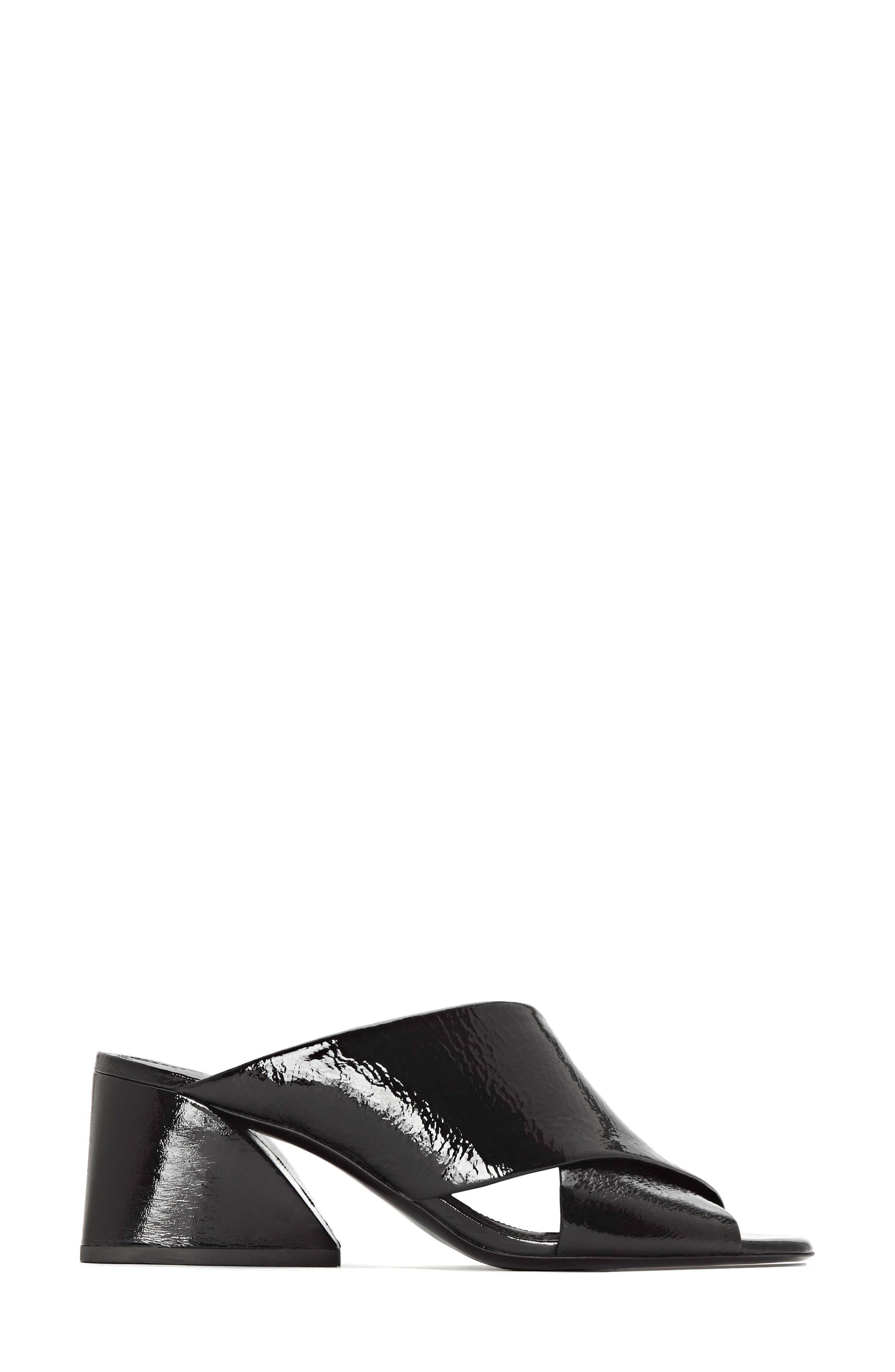 Lenilow Cross Strap Sandal,                             Alternate thumbnail 3, color,                             001