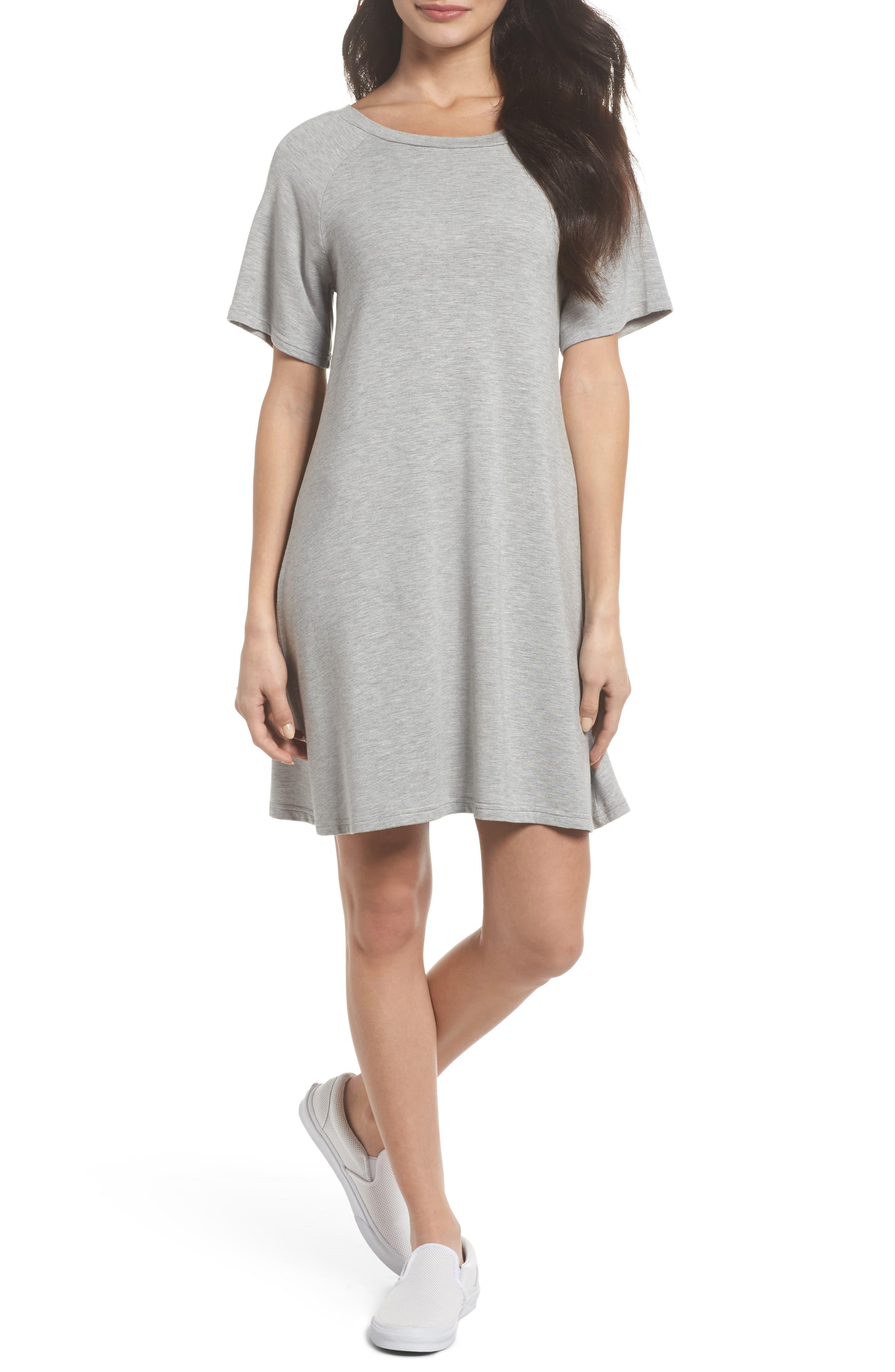 Greer Knit Shift Dress,                         Main,                         color, 050