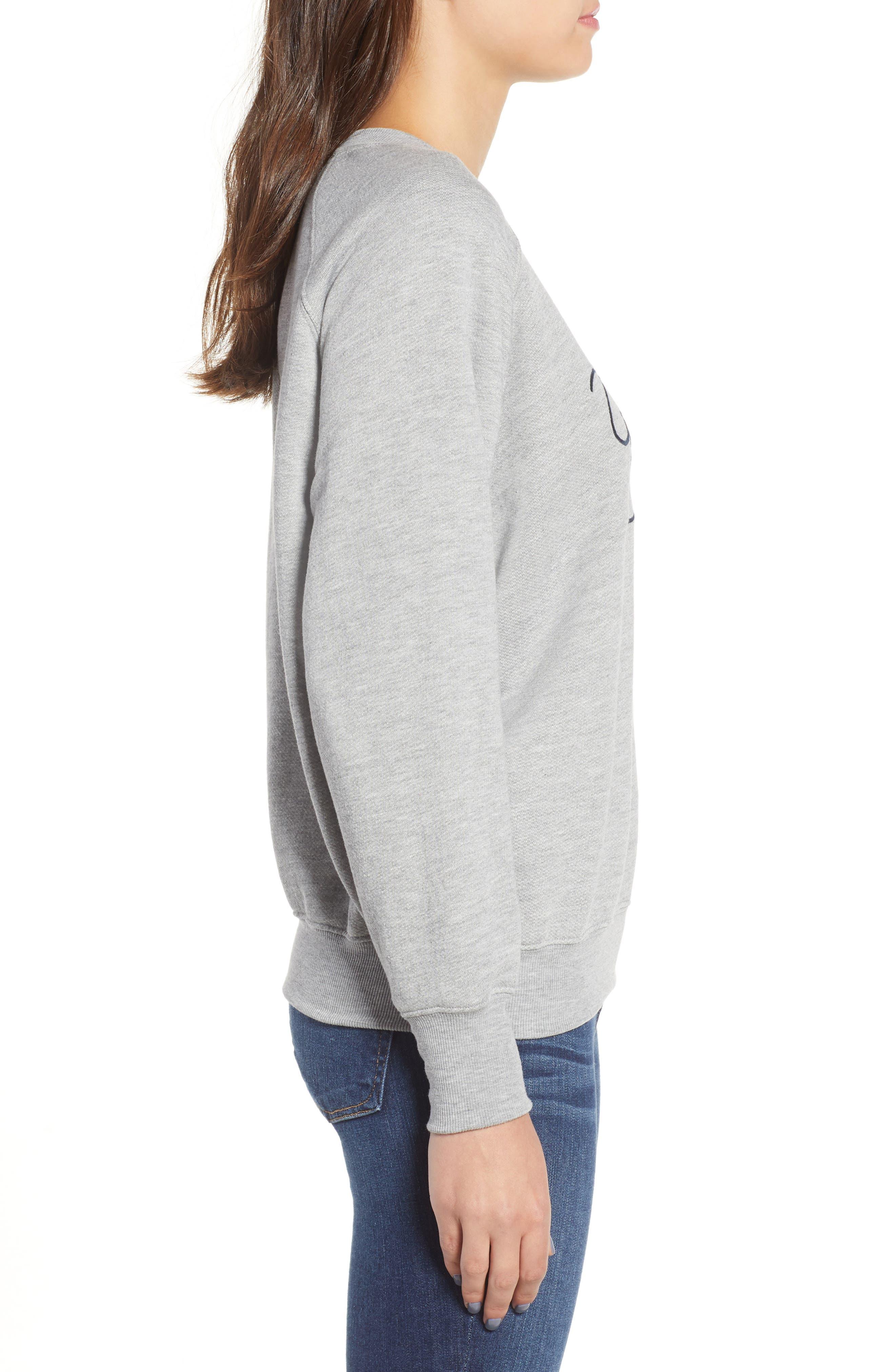 Sweatshirt,                             Alternate thumbnail 9, color,