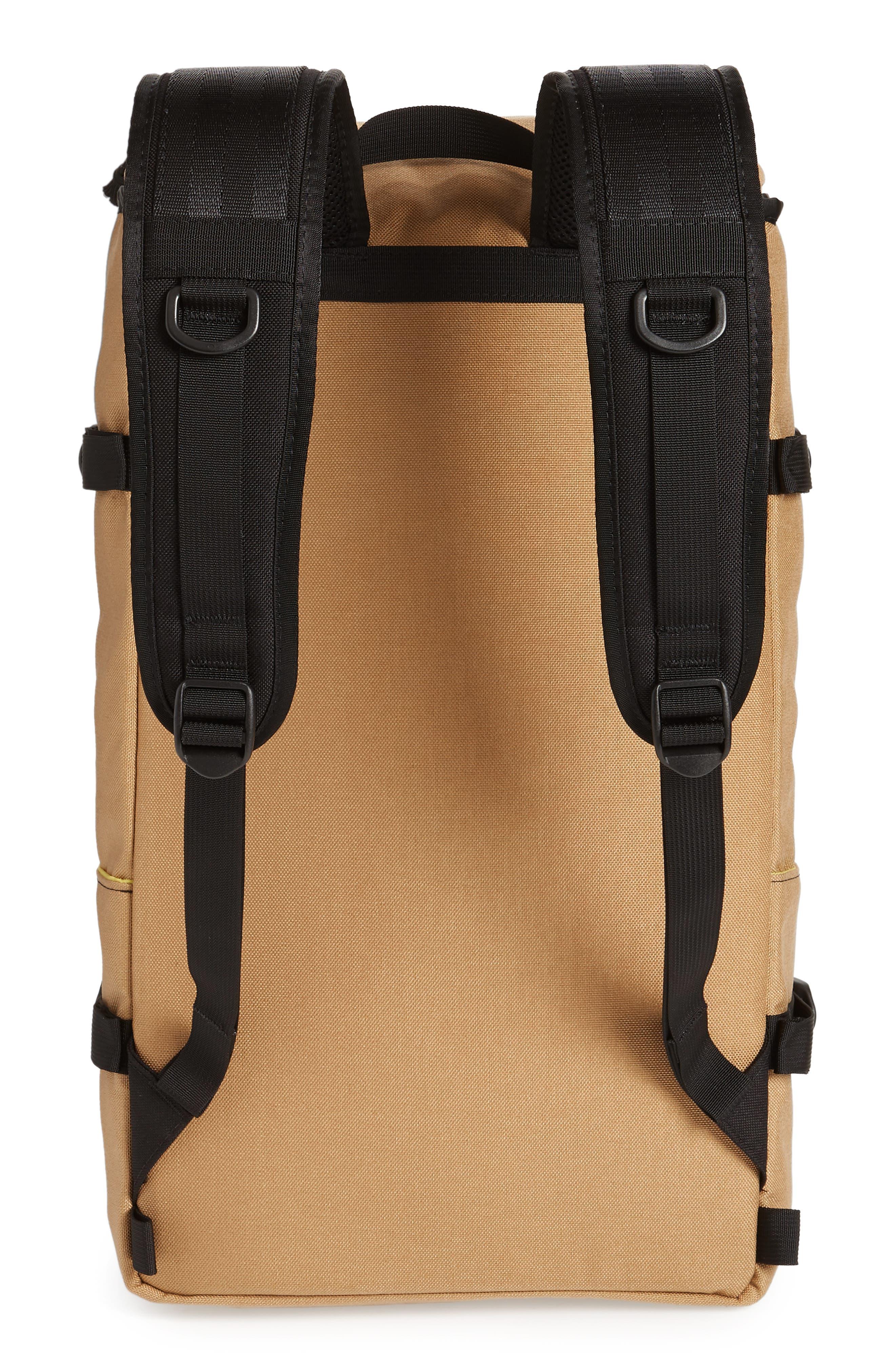 'Klettersack' Backpack,                             Alternate thumbnail 3, color,                             KHAKI