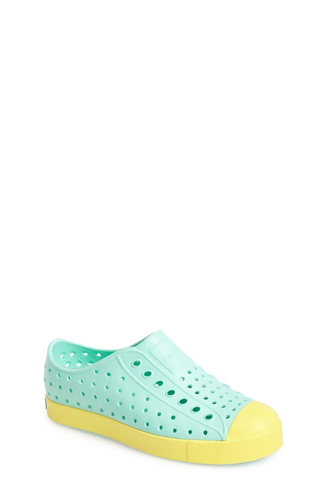 'Jefferson' Water Friendly Slip-On Sneaker,                             Main thumbnail 41, color,