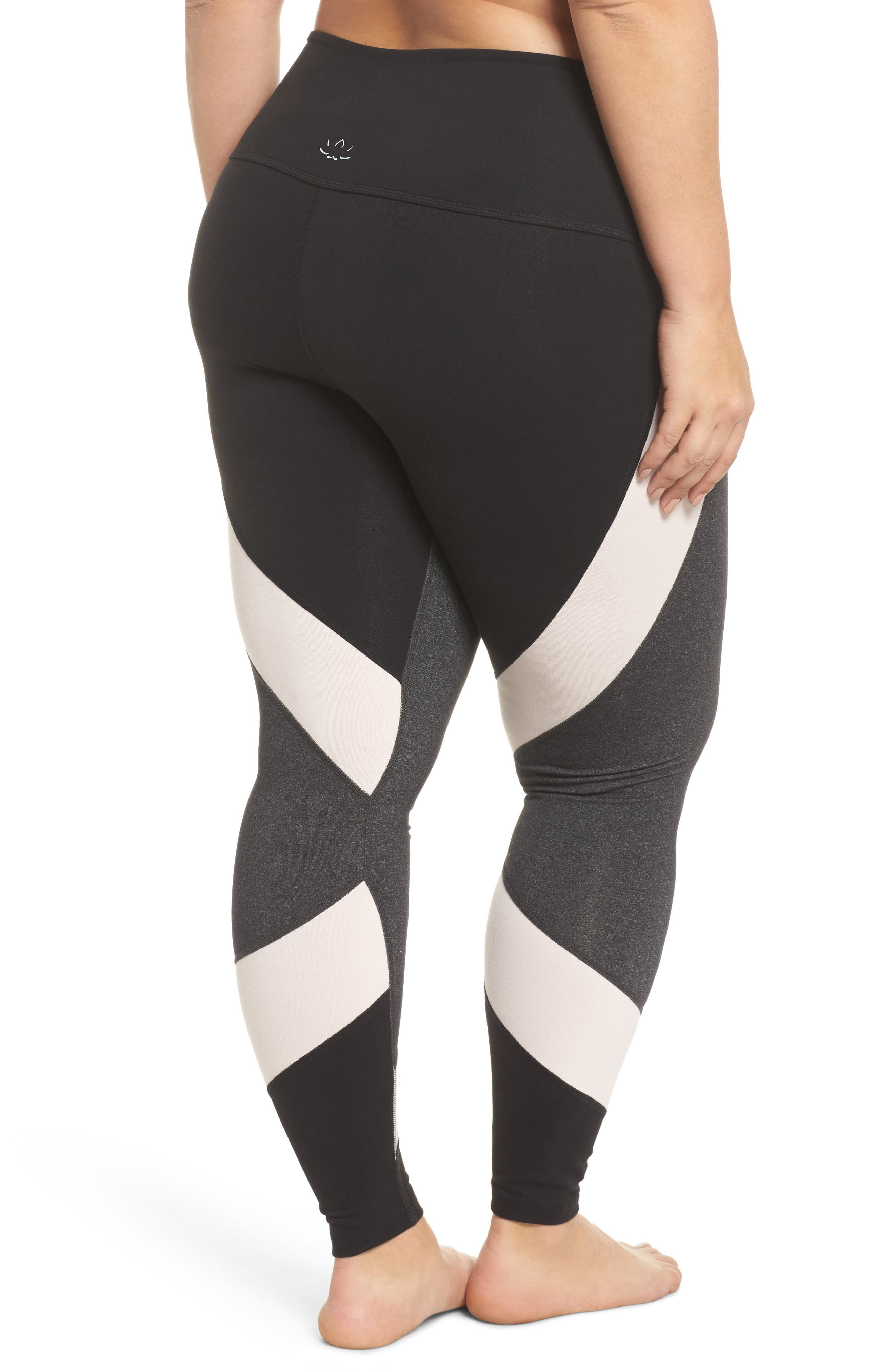 Around the Colorblock Leggings,                             Alternate thumbnail 2, color,                             062