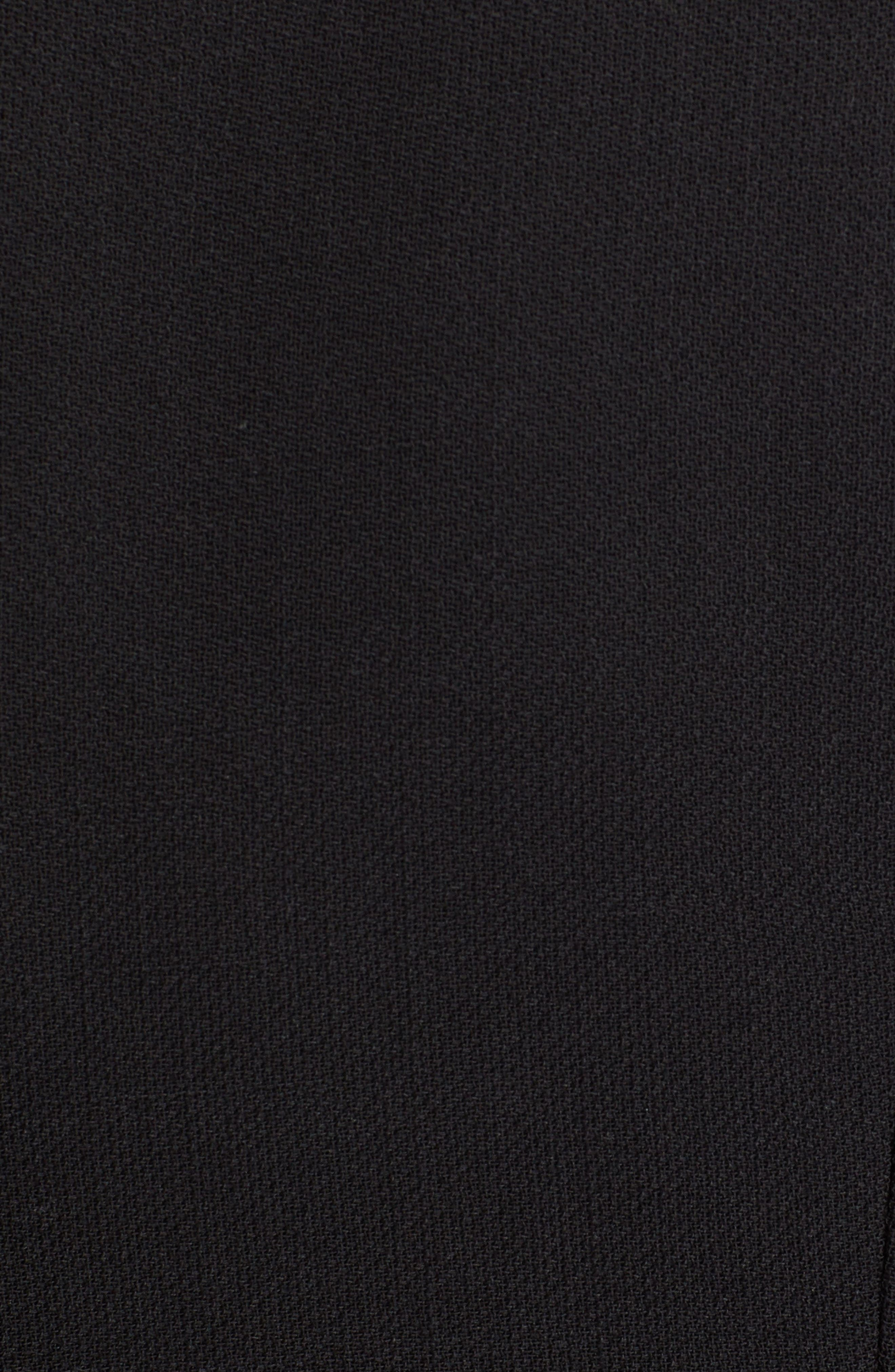 Fashion Devotion Sheath Dress,                             Alternate thumbnail 5, color,                             BLACK