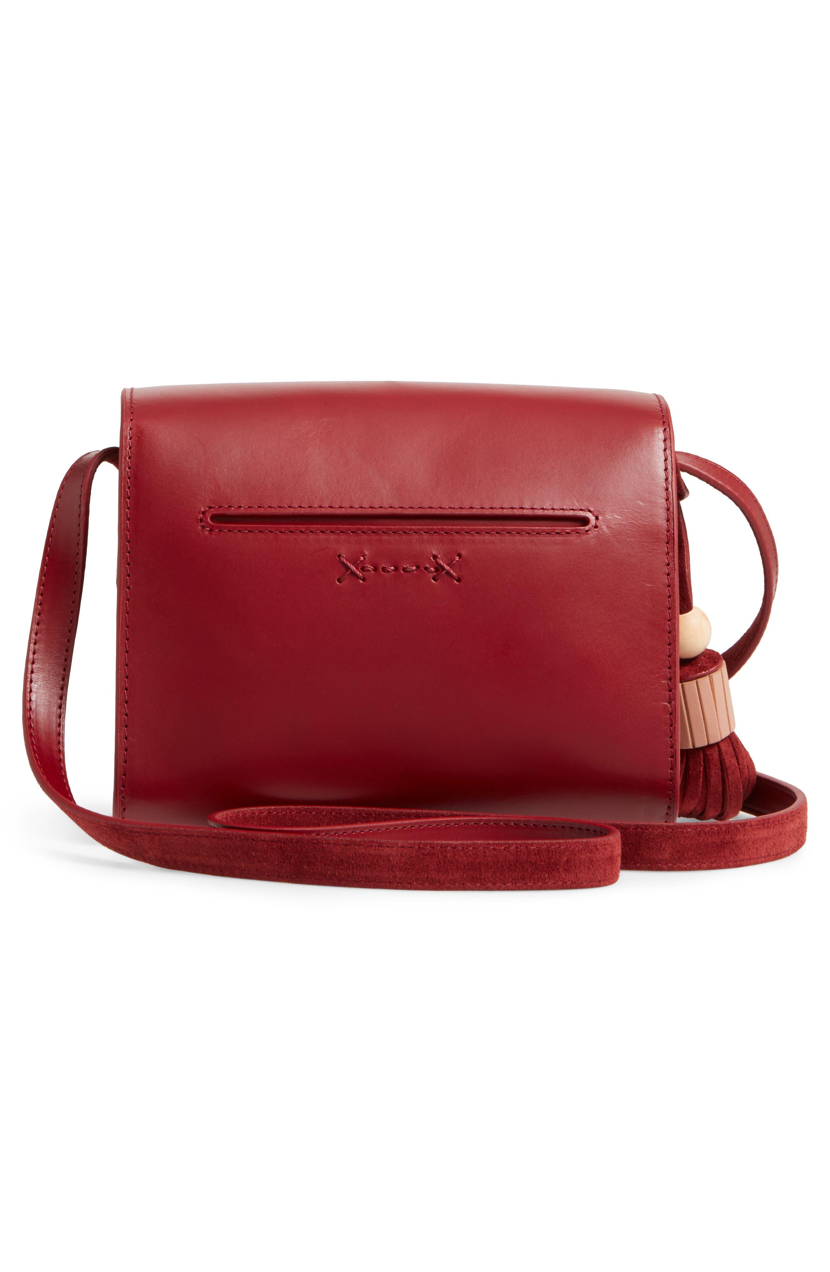 Eloise Field Crossbody Bag,                             Alternate thumbnail 3, color,                             612