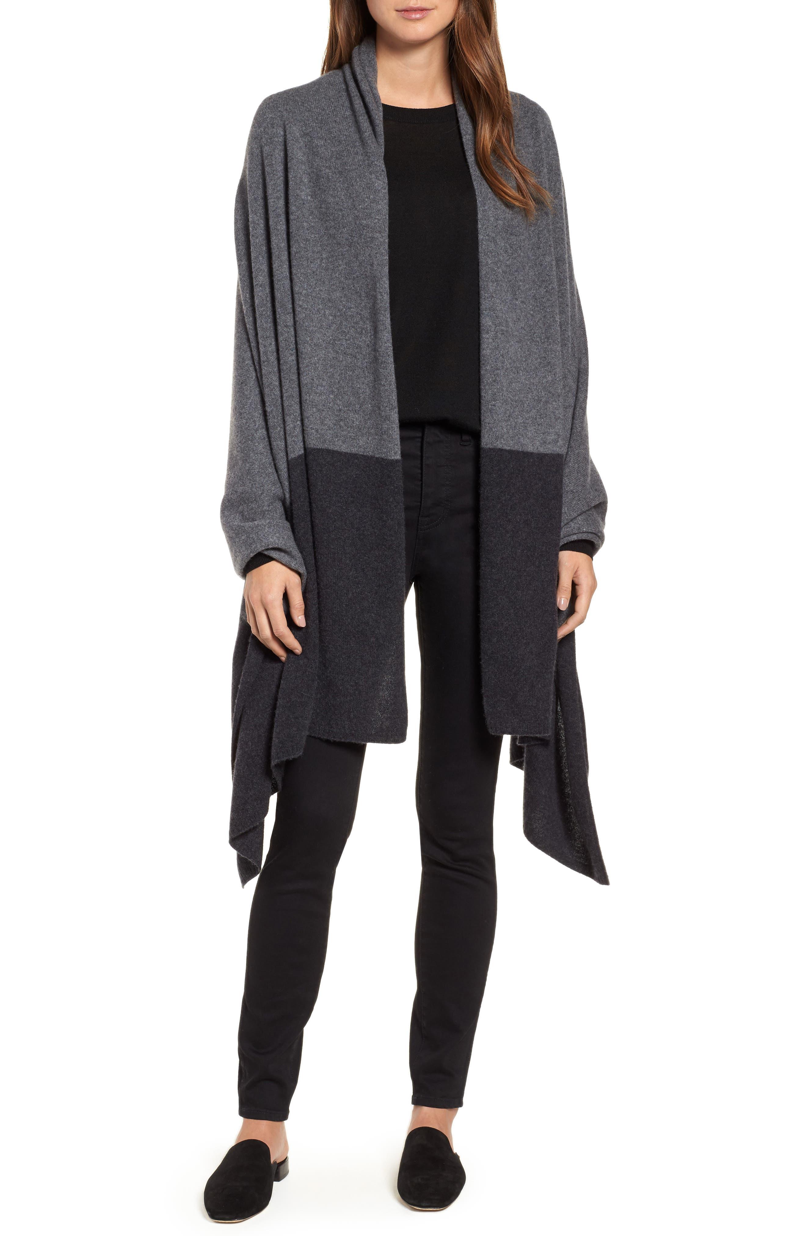 HALOGEN<SUP>®</SUP> Cashmere Wrap, Main, color, 021
