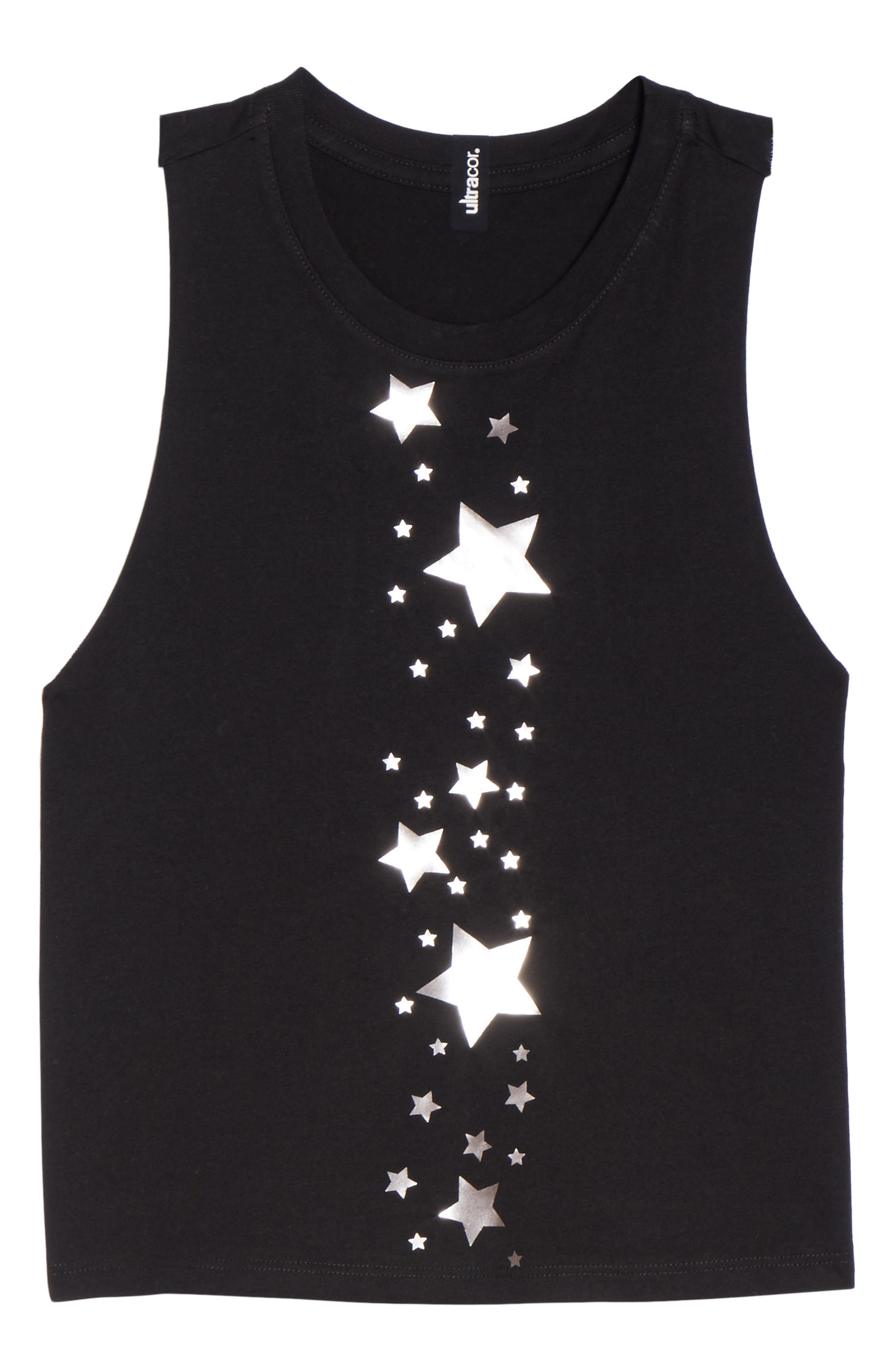 Stellar Racerback Tank,                             Alternate thumbnail 7, color,
