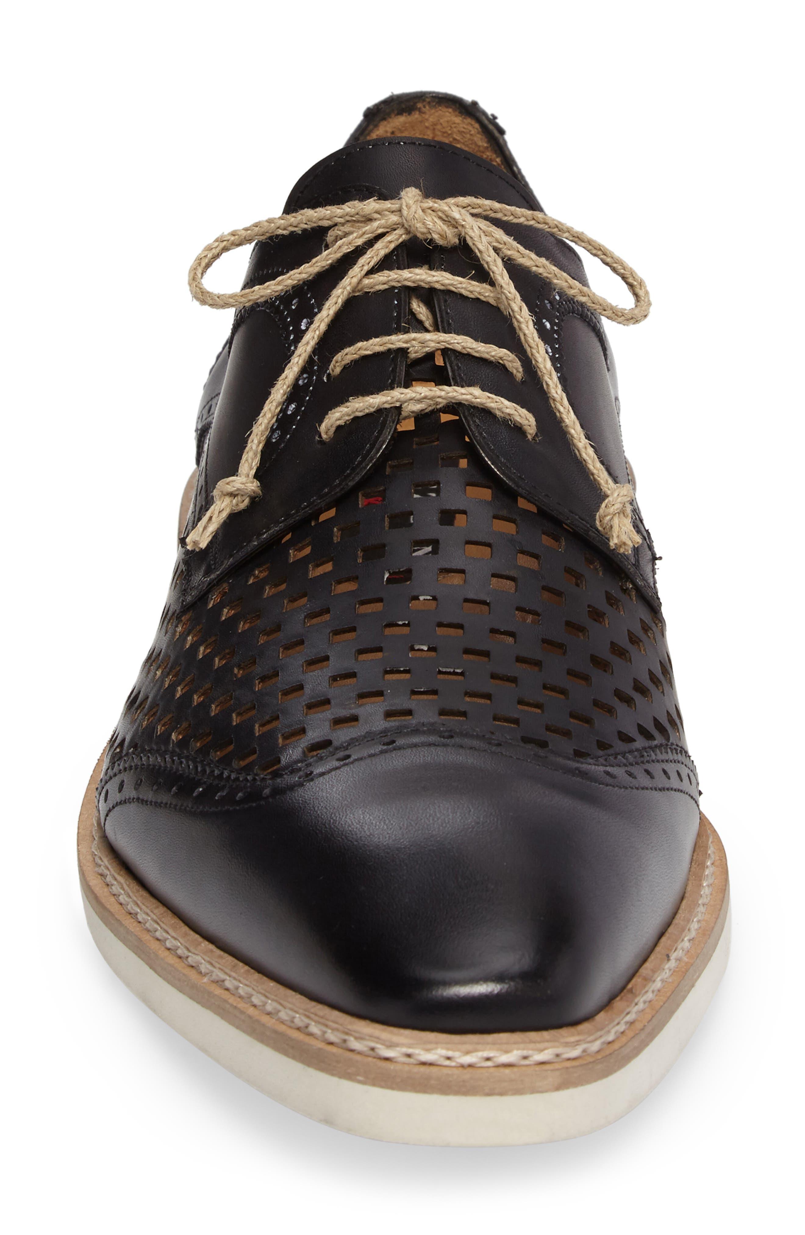 Alvarez Spectator Shoe,                             Alternate thumbnail 4, color,                             001