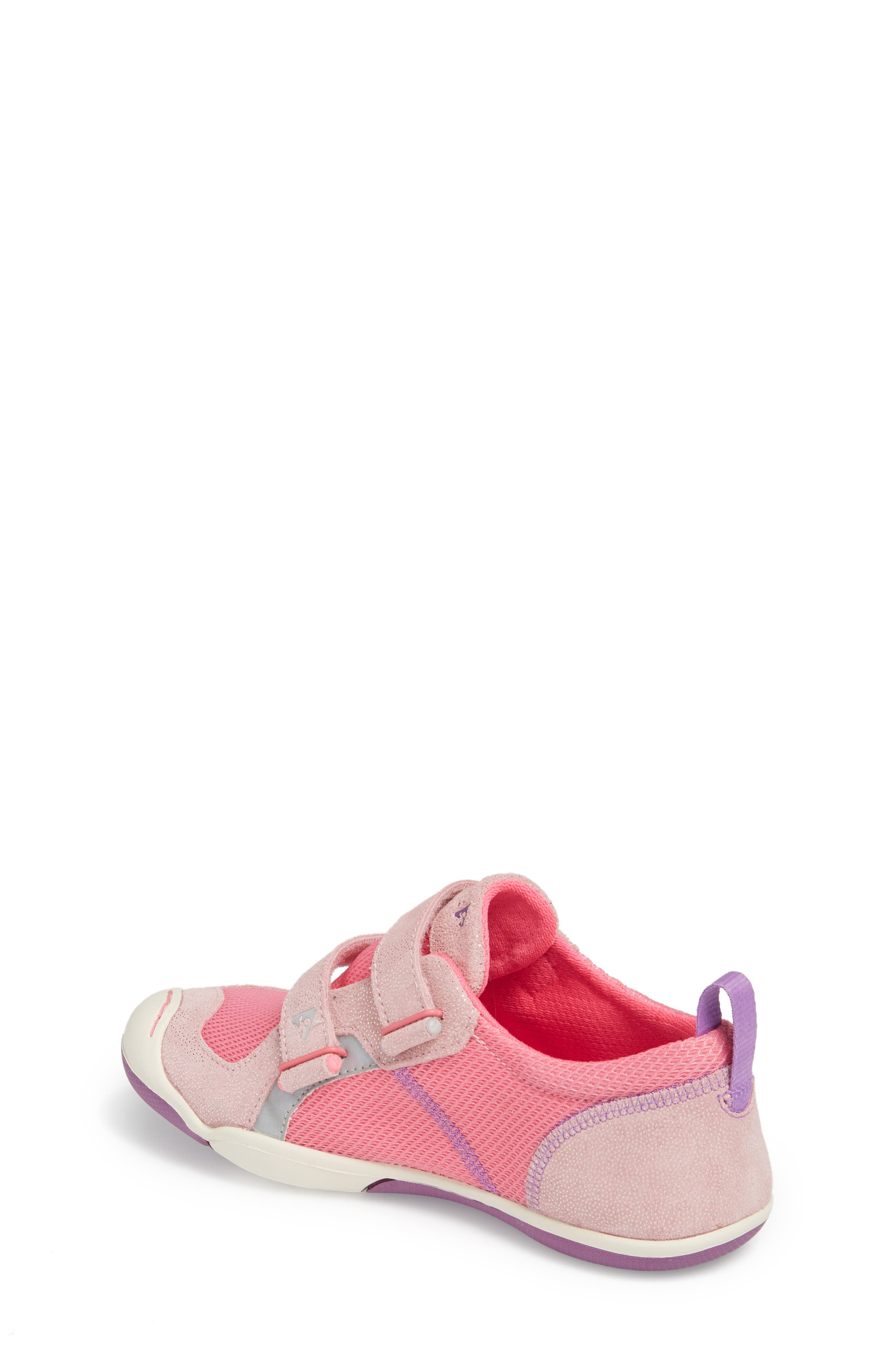 PLAE,                             'Ty' Customizable Sneaker,                             Alternate thumbnail 2, color,                             PINK/ PINK/ DEWBERRY