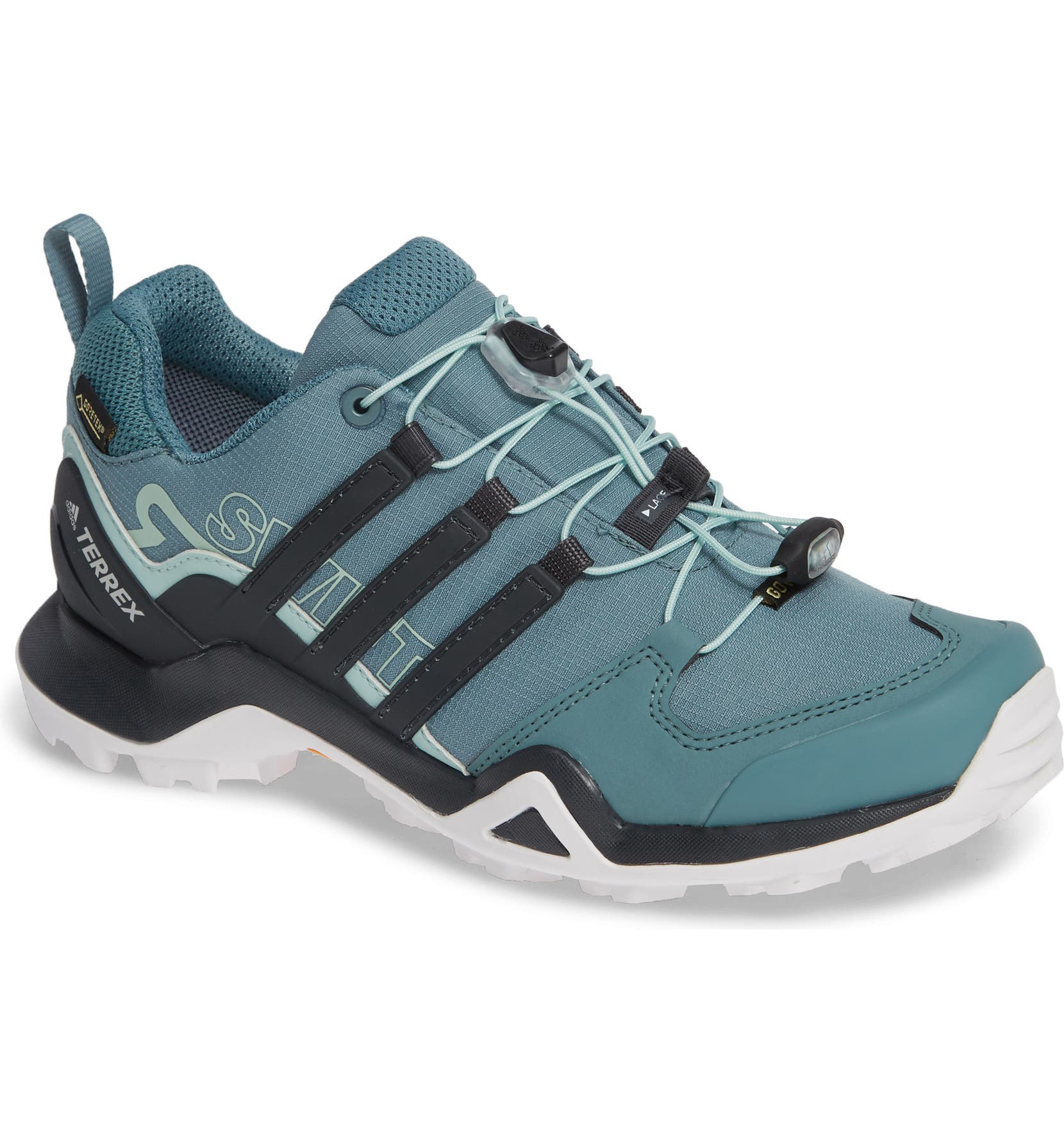 d9f68507921 adidas Terrex Swift R2 GTX Gore-Tex® Waterproof Hiking Shoe (Women ...