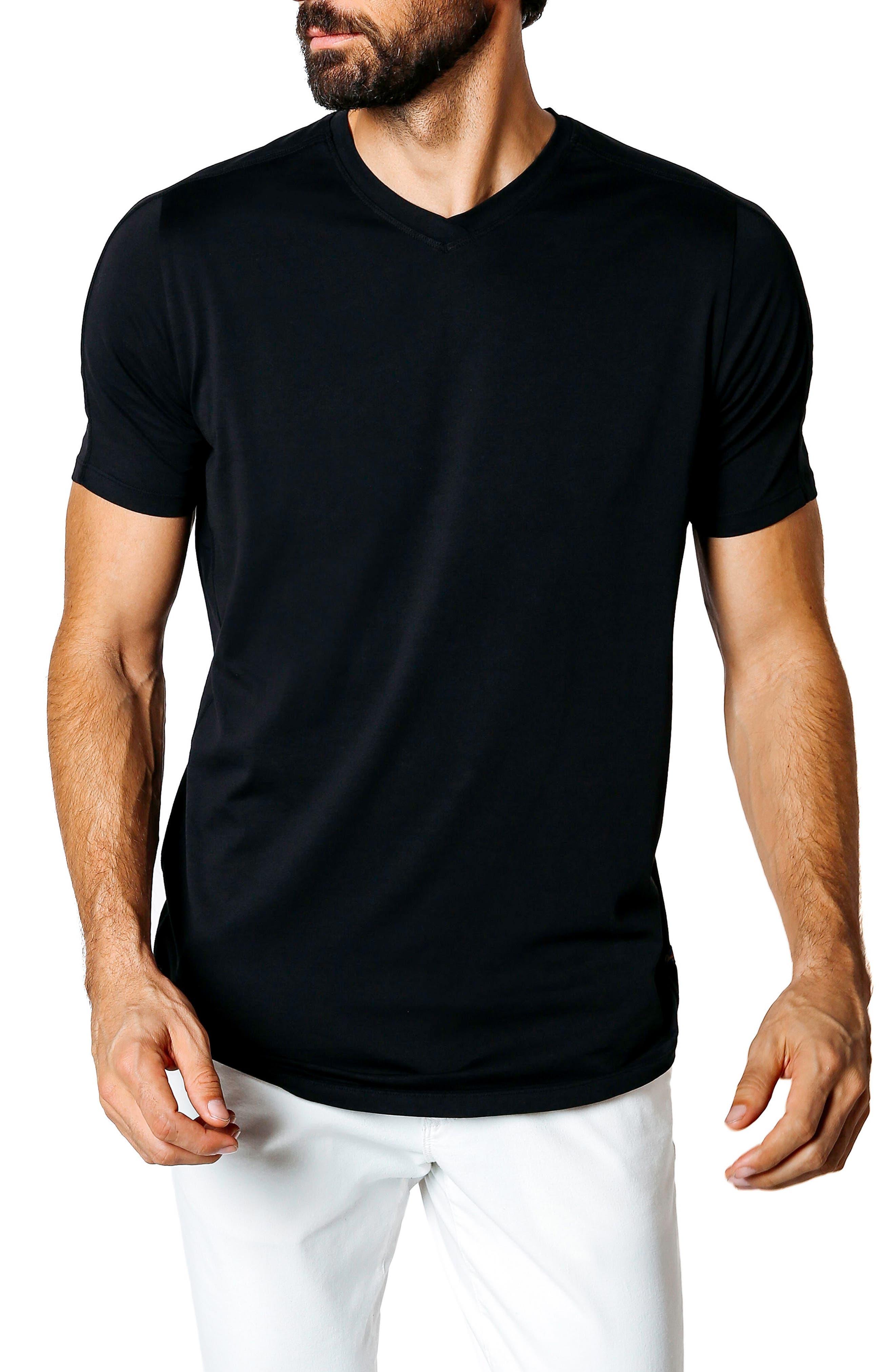 Hi Vee Slim Fit T-Shirt,                             Main thumbnail 1, color,                             001