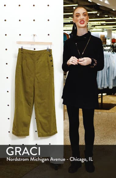 We the Free by Free People Utility Crop Pants, sales video thumbnail