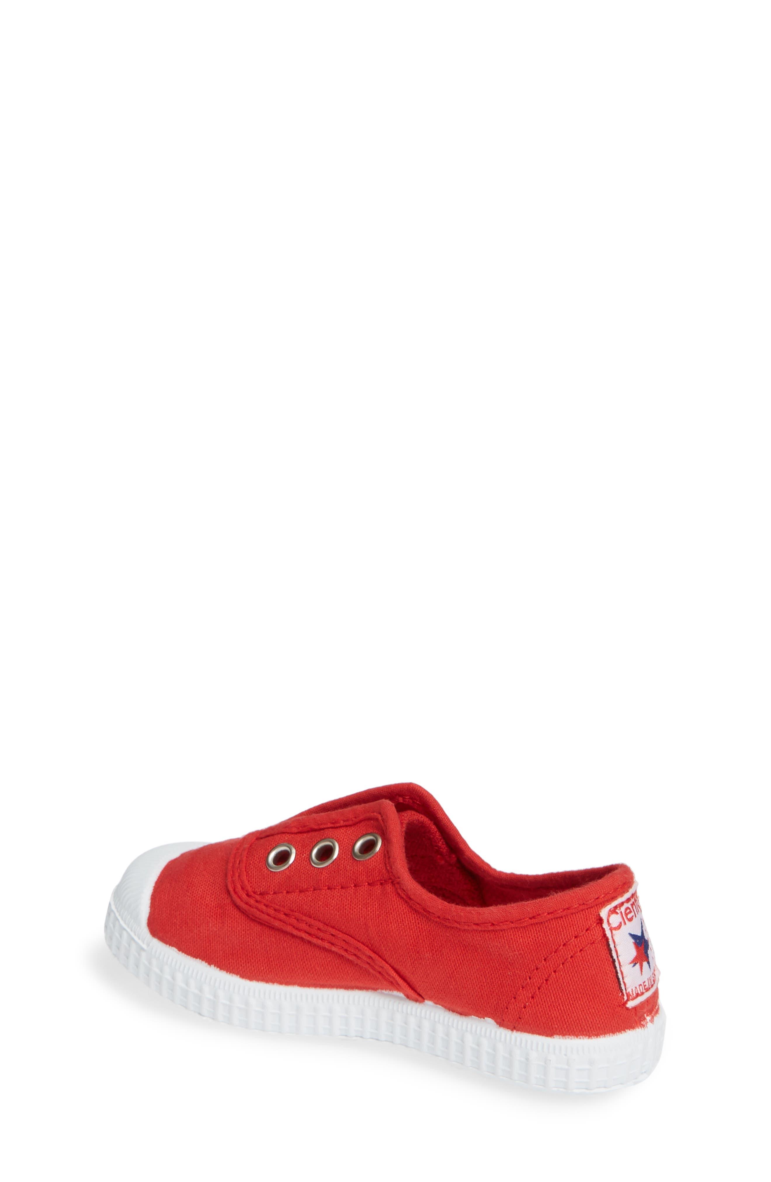Laceless Slip-On Sneaker,                             Alternate thumbnail 15, color,