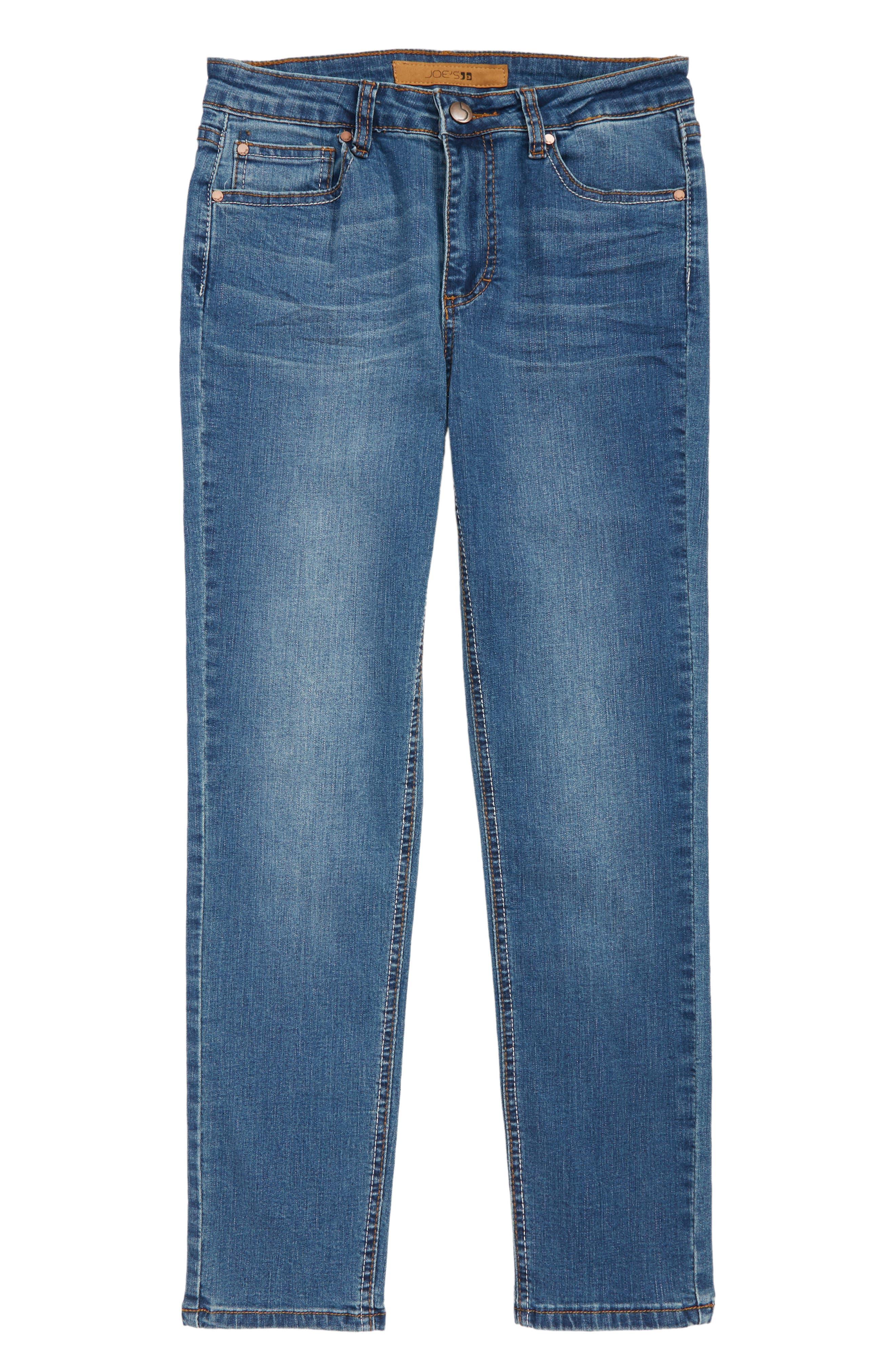 Brixton Stretch Jeans,                         Main,                         color, DRESDEN BLUE