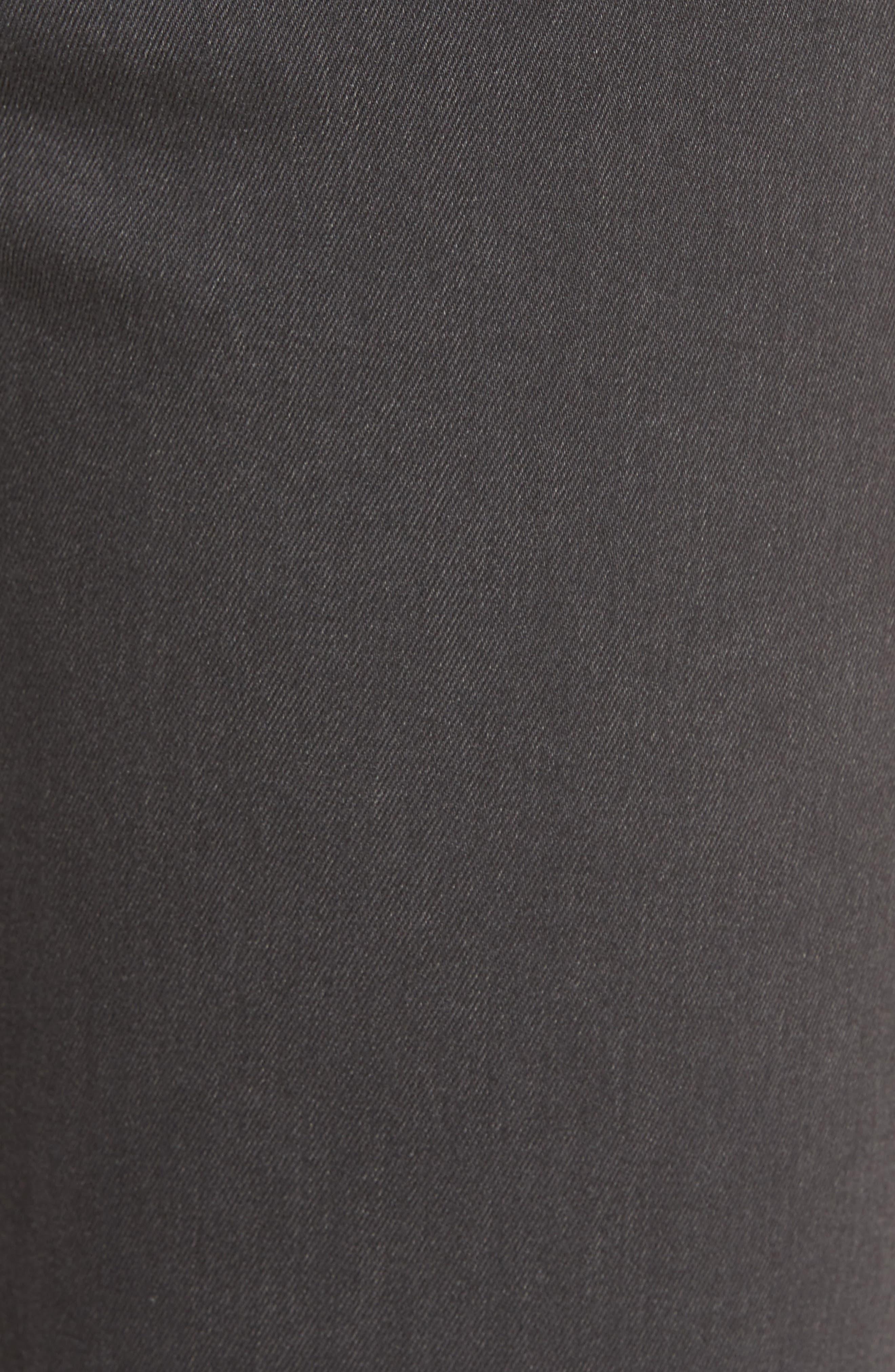 Rocket Petite High Waist Skinny Jeans,                             Alternate thumbnail 5, color,                             034