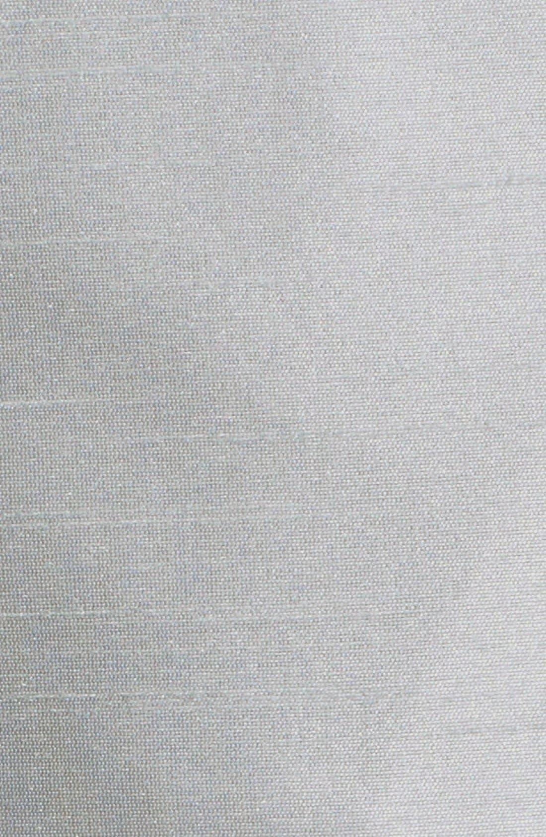 Dupioni Fit & Flare Dress,                             Alternate thumbnail 26, color,