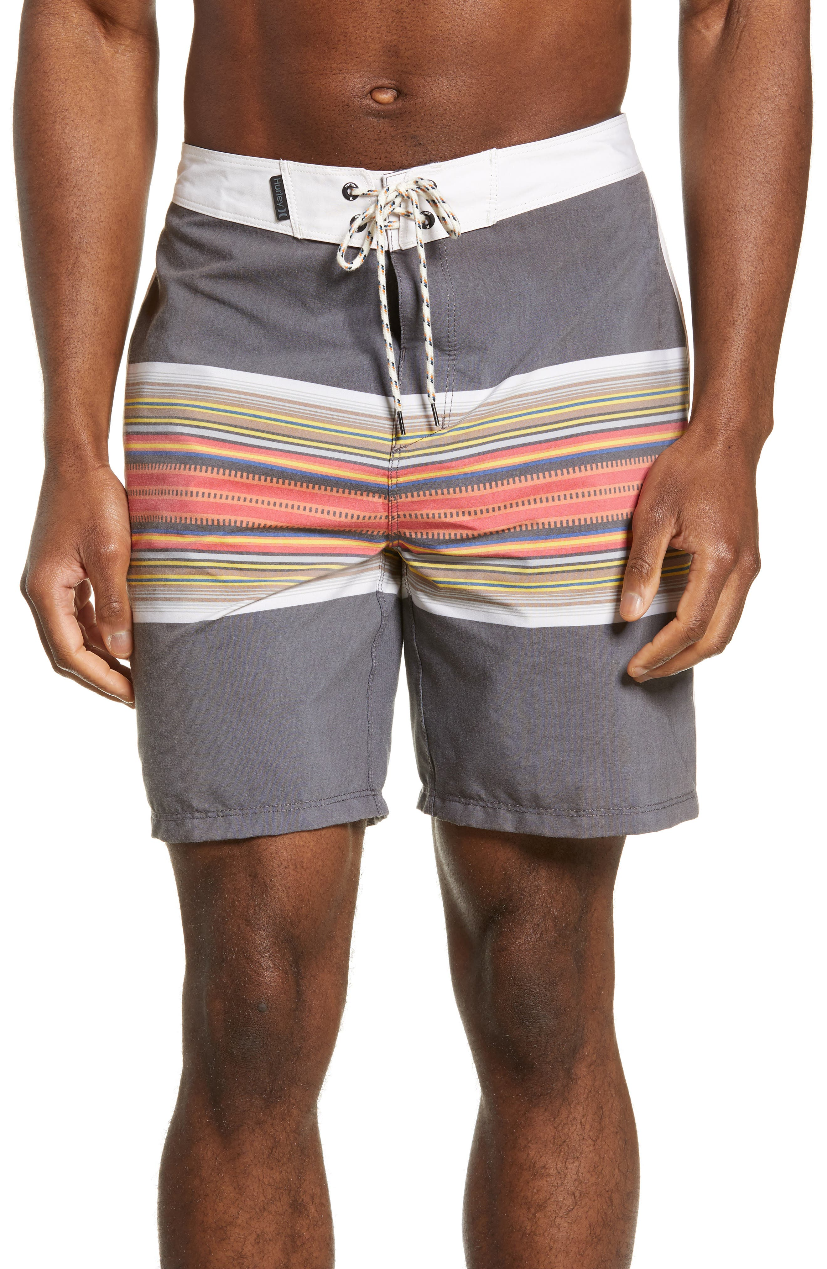 Hurley X Pendleton Acadia Board Shorts, Black