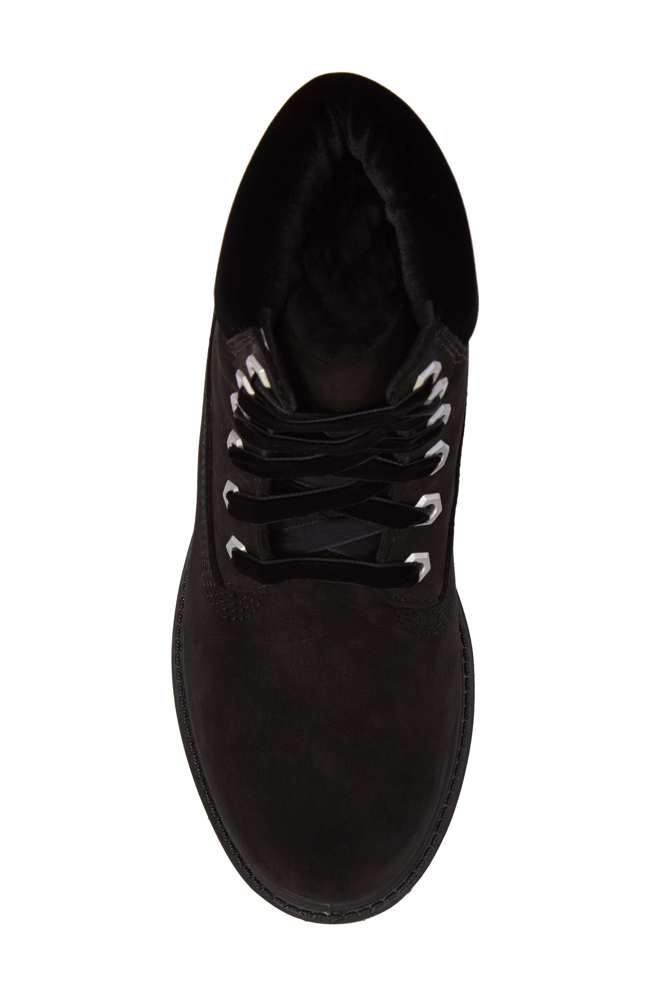 6-Inch Premium Boot,                             Alternate thumbnail 5, color,                             001