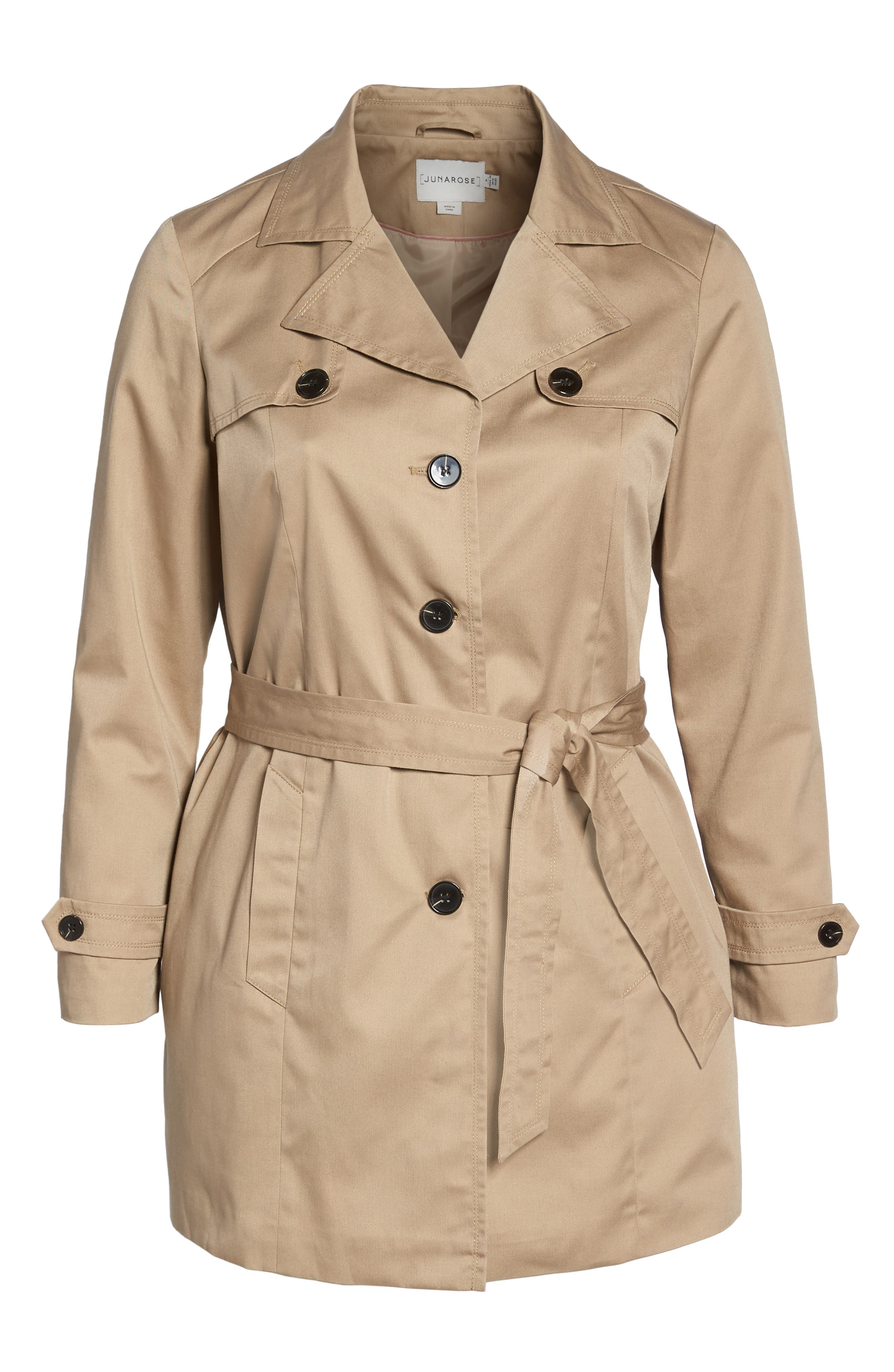 Trench Coat,                             Alternate thumbnail 5, color,                             251