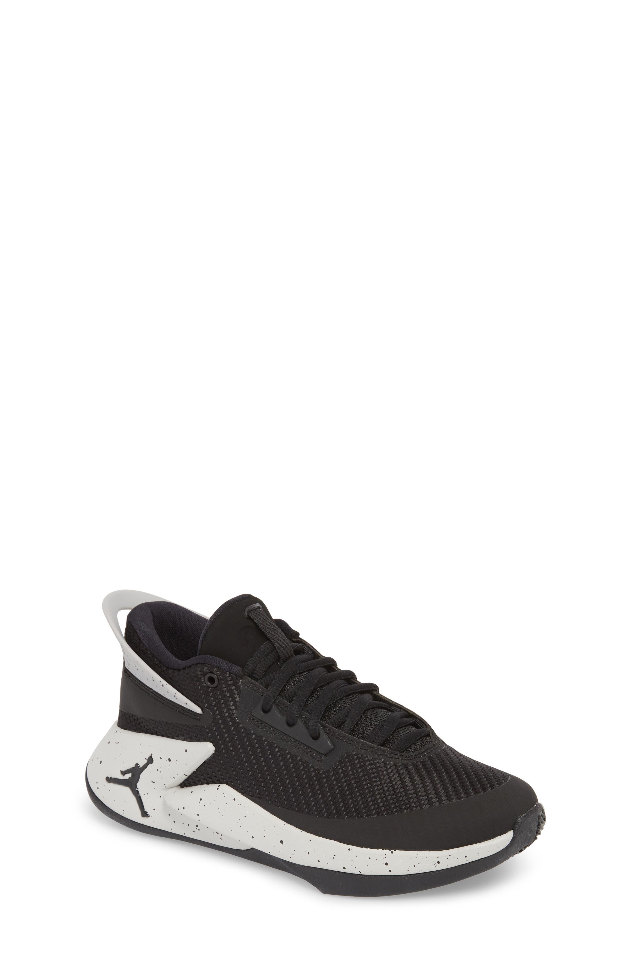 JORDAN Nike Jordan Fly Lockdown Sneaker, Main, color, 010