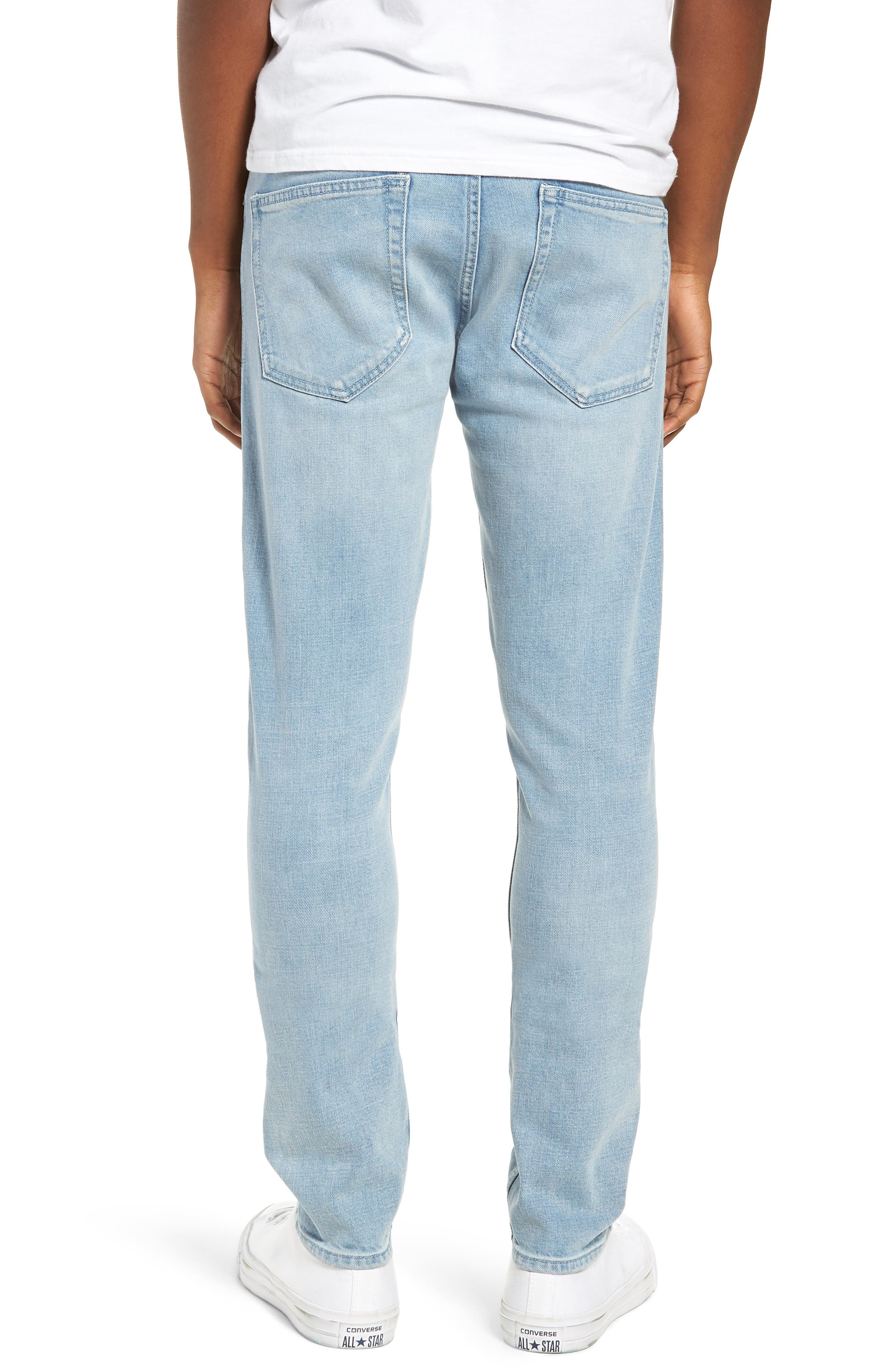 Horatio Skinny Fit Jeans,                             Alternate thumbnail 2, color,                             450