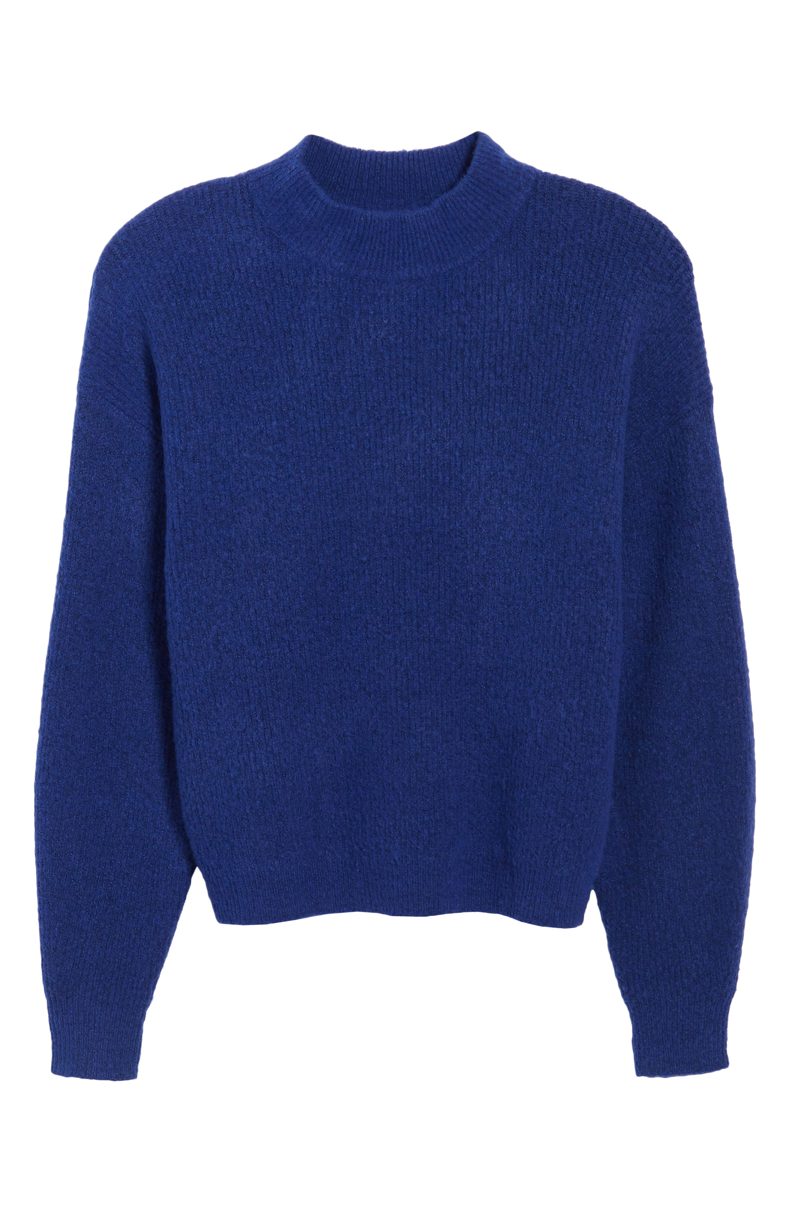 Cozy Ribbed Pullover,                             Alternate thumbnail 51, color,