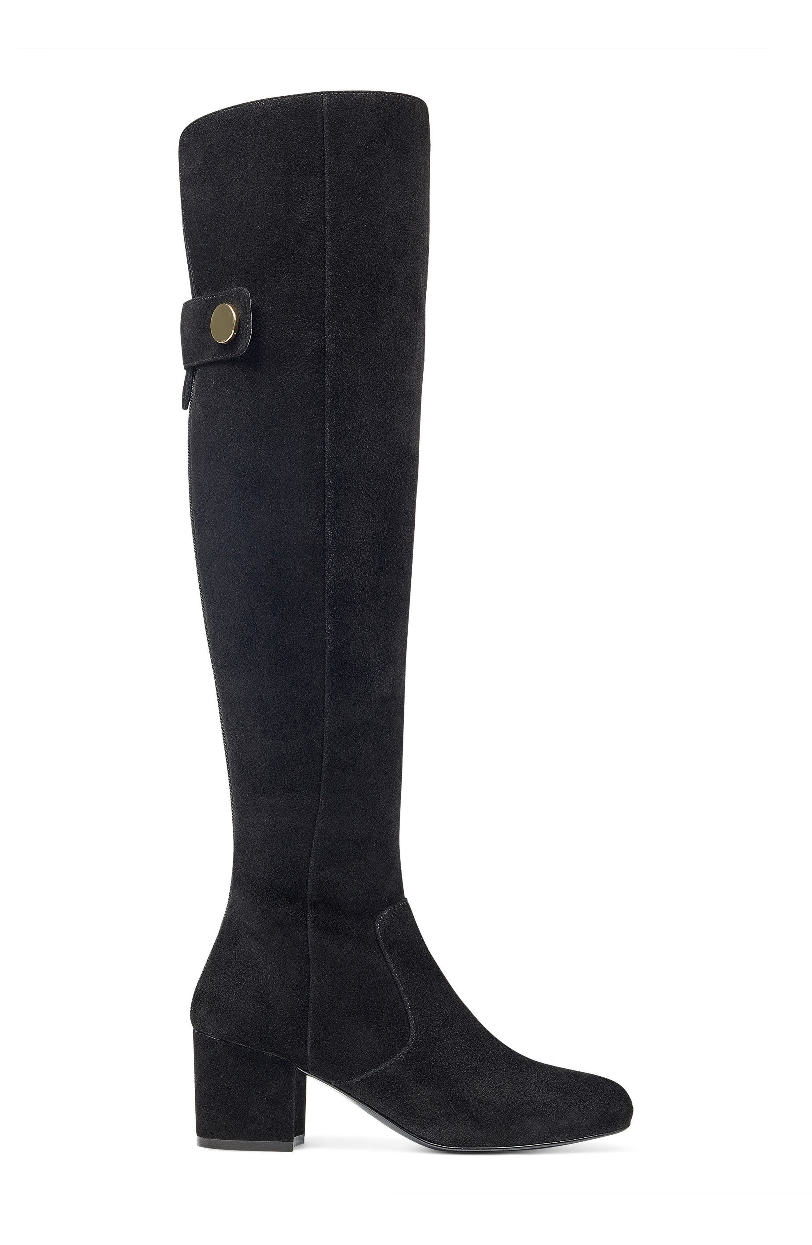 Queddy Over the Knee Boot,                             Alternate thumbnail 5, color,