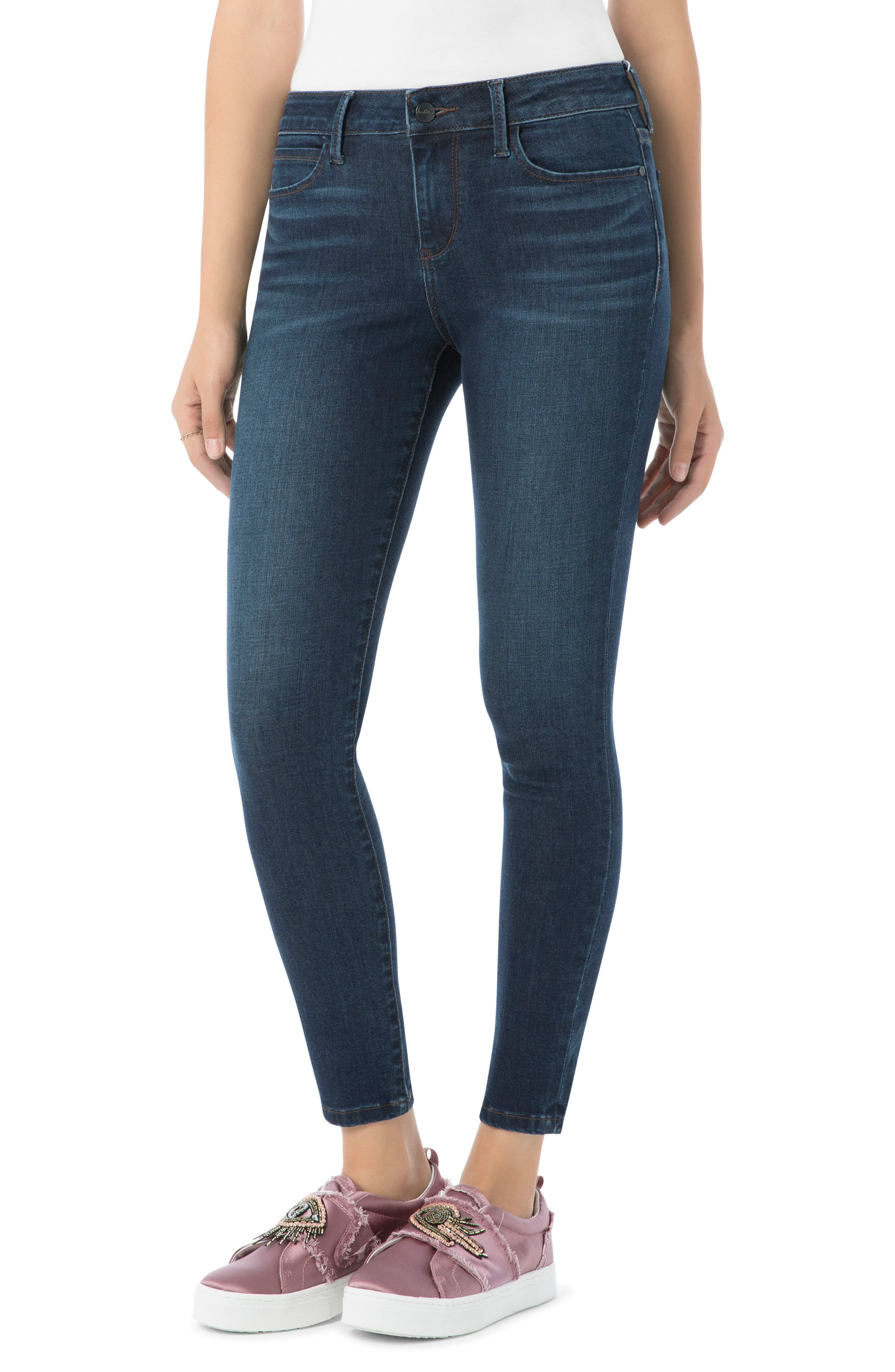 The Kitten Ankle Jean,                         Main,                         color, LUCINDA